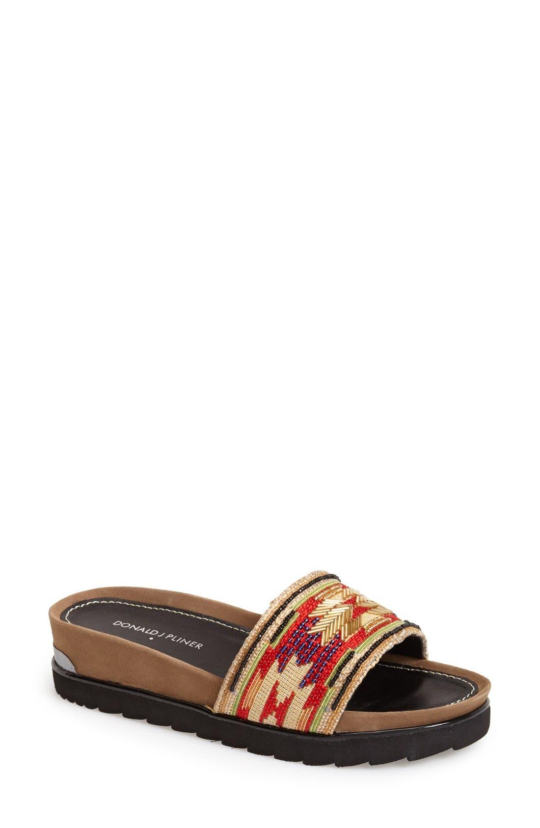 Cava Slide Sandal,                             Main thumbnail 17, color,