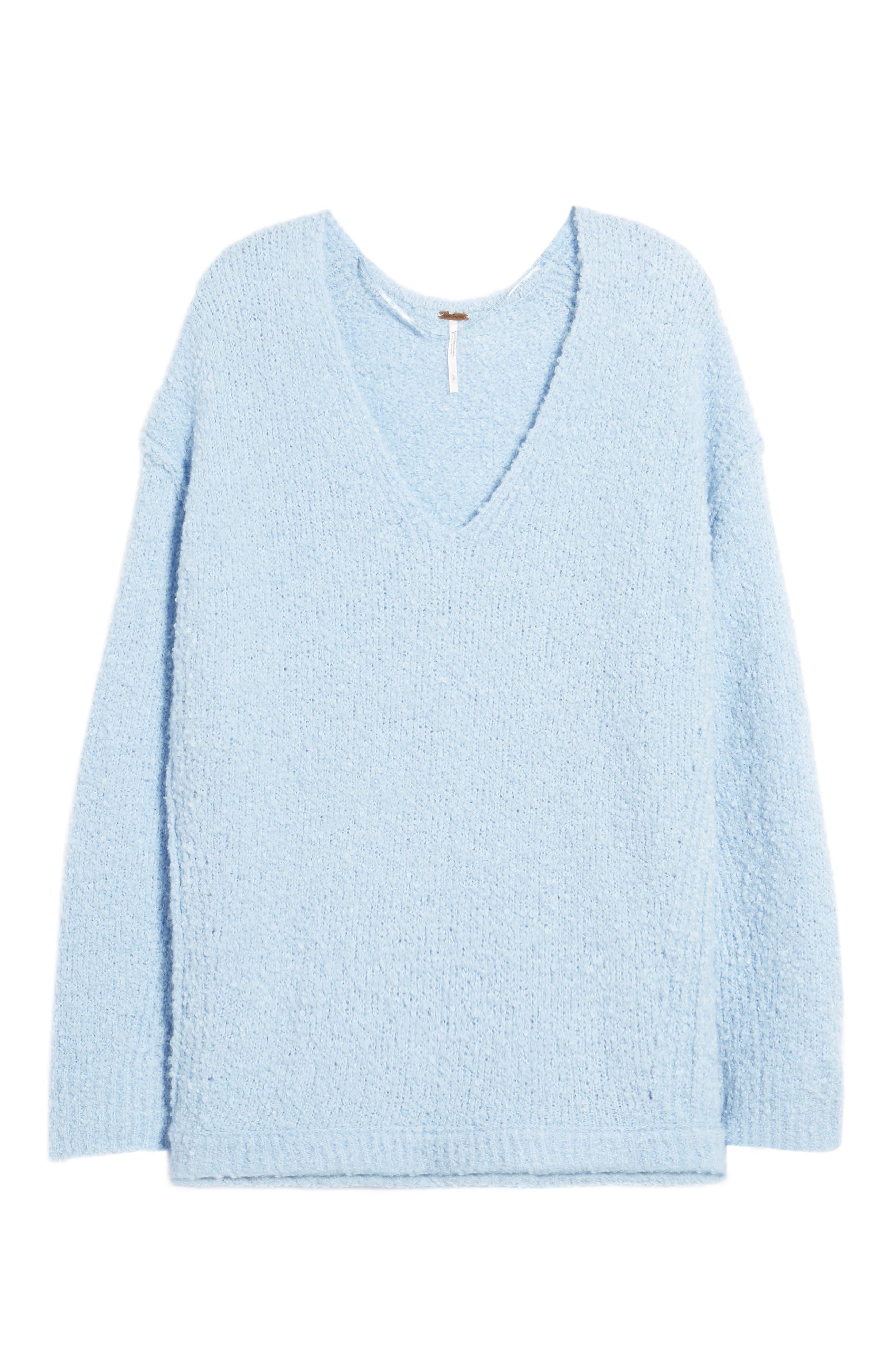 Lofty V-Neck Sweater,                             Alternate thumbnail 38, color,