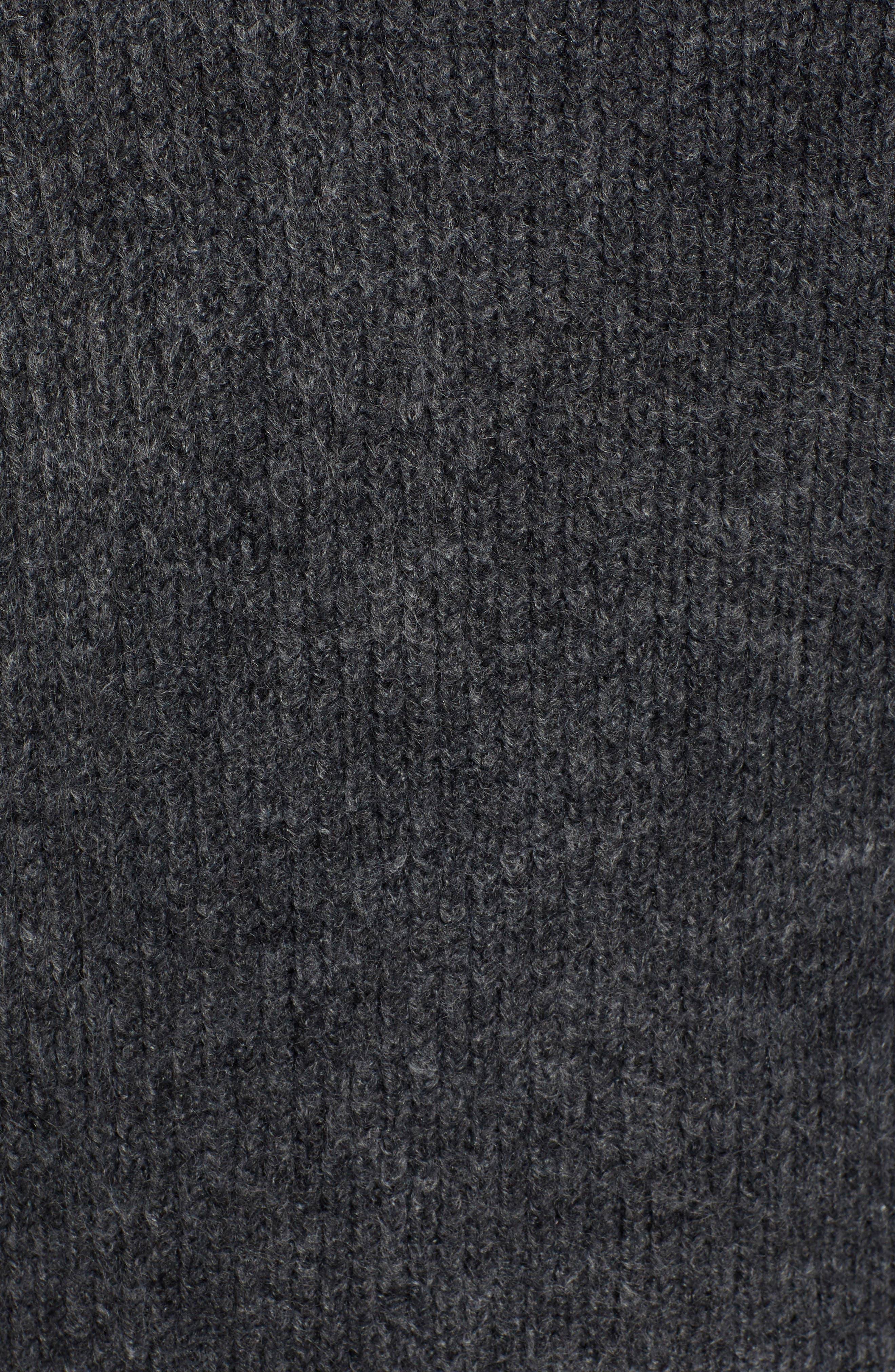 Midi Open Cardigan,                             Alternate thumbnail 5, color,                             030