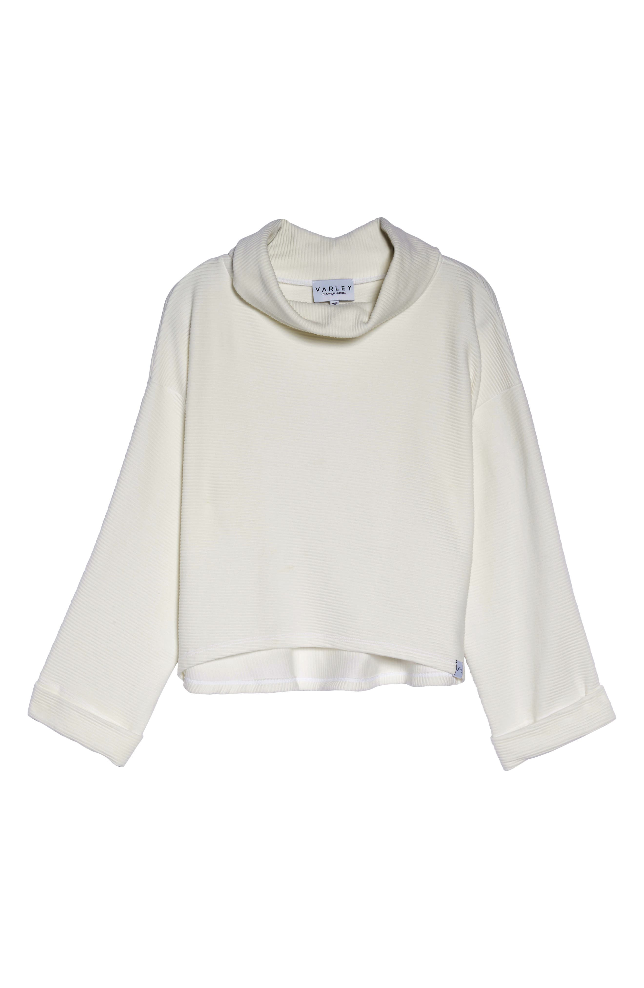 Whittier Sweatshirt,                             Alternate thumbnail 7, color,                             100