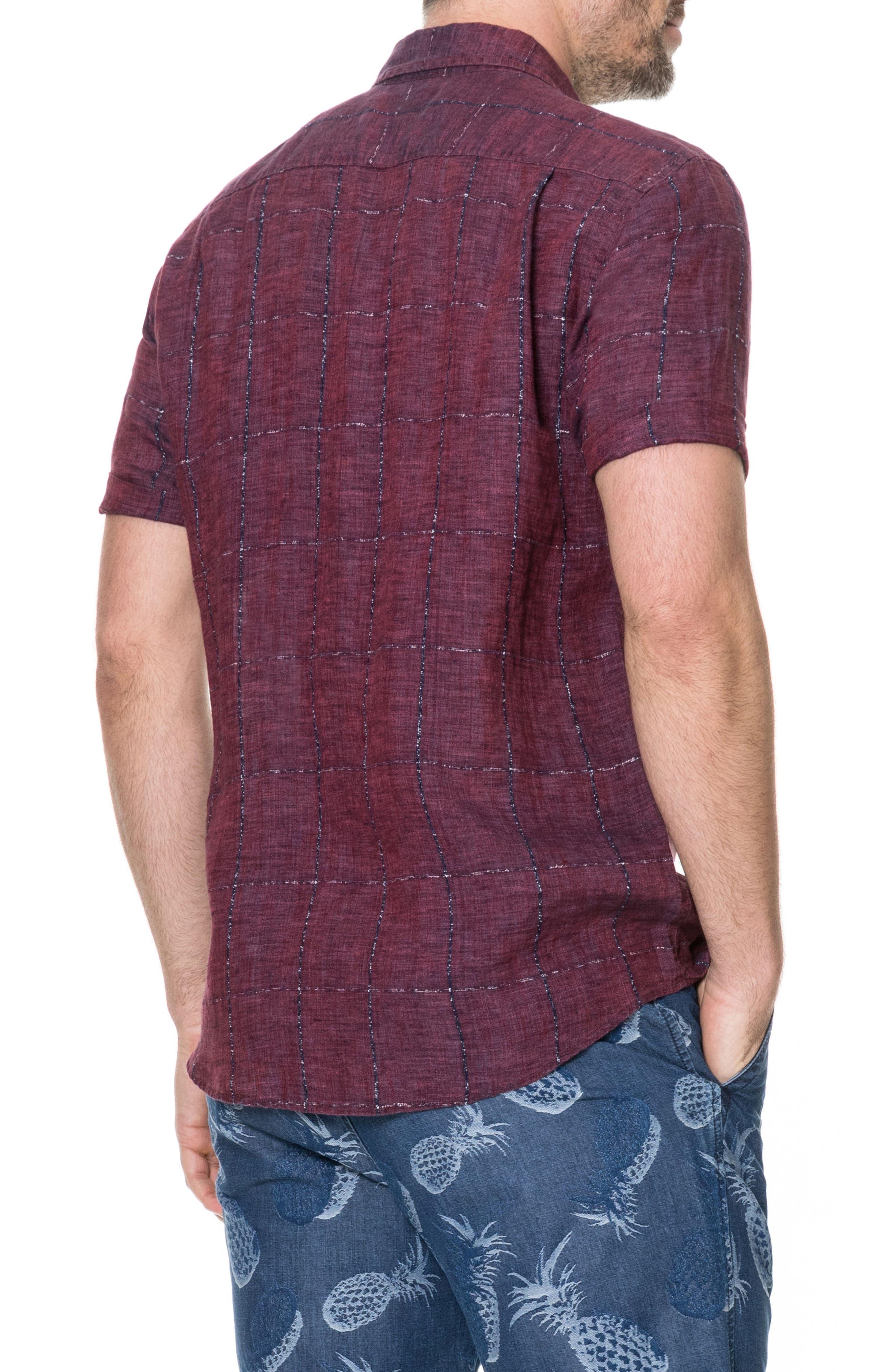 Saddleback Regular Fit Sport Shirt,                             Alternate thumbnail 2, color,