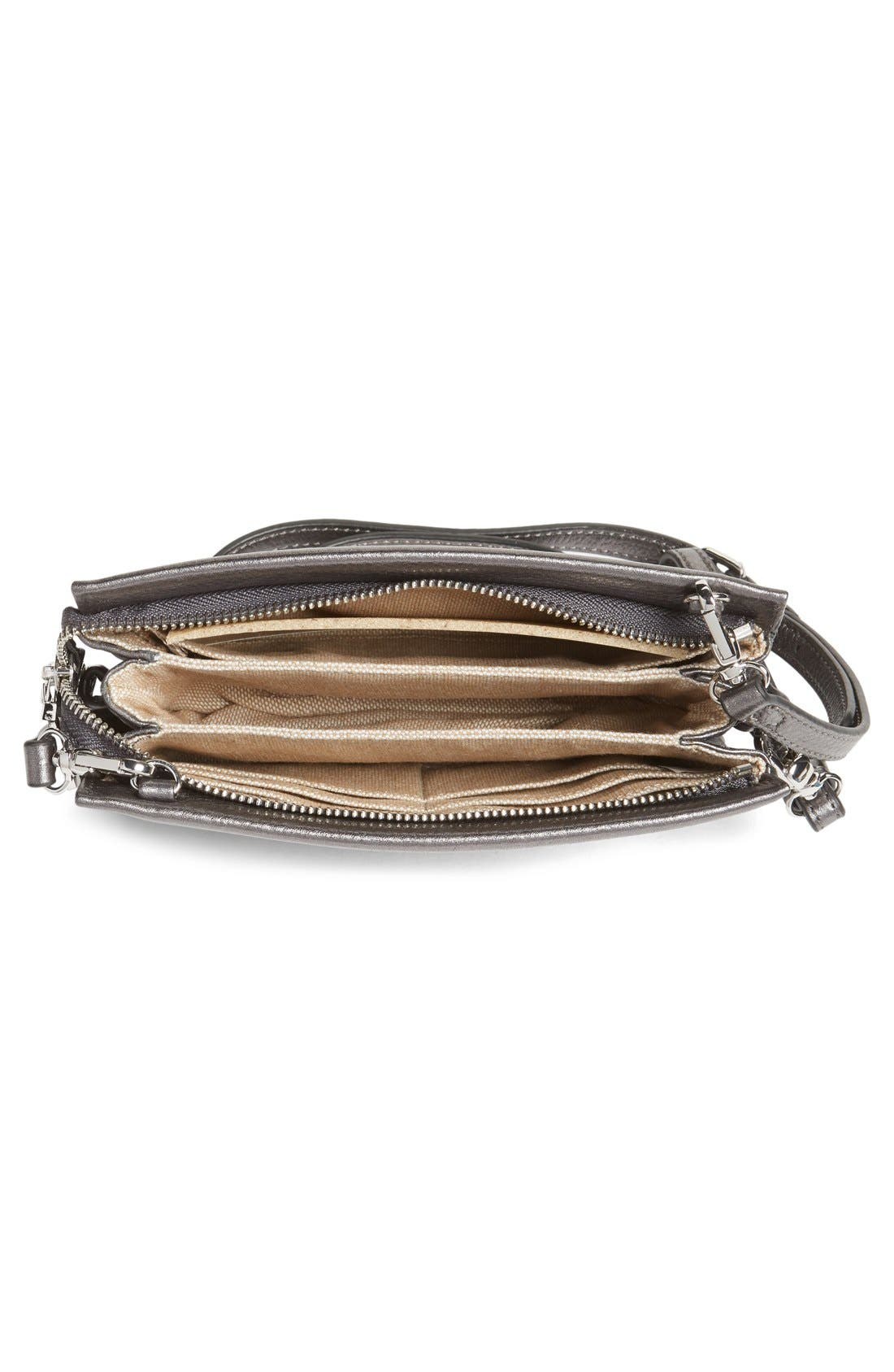 'Cami' Leather Crossbody Bag,                             Alternate thumbnail 135, color,