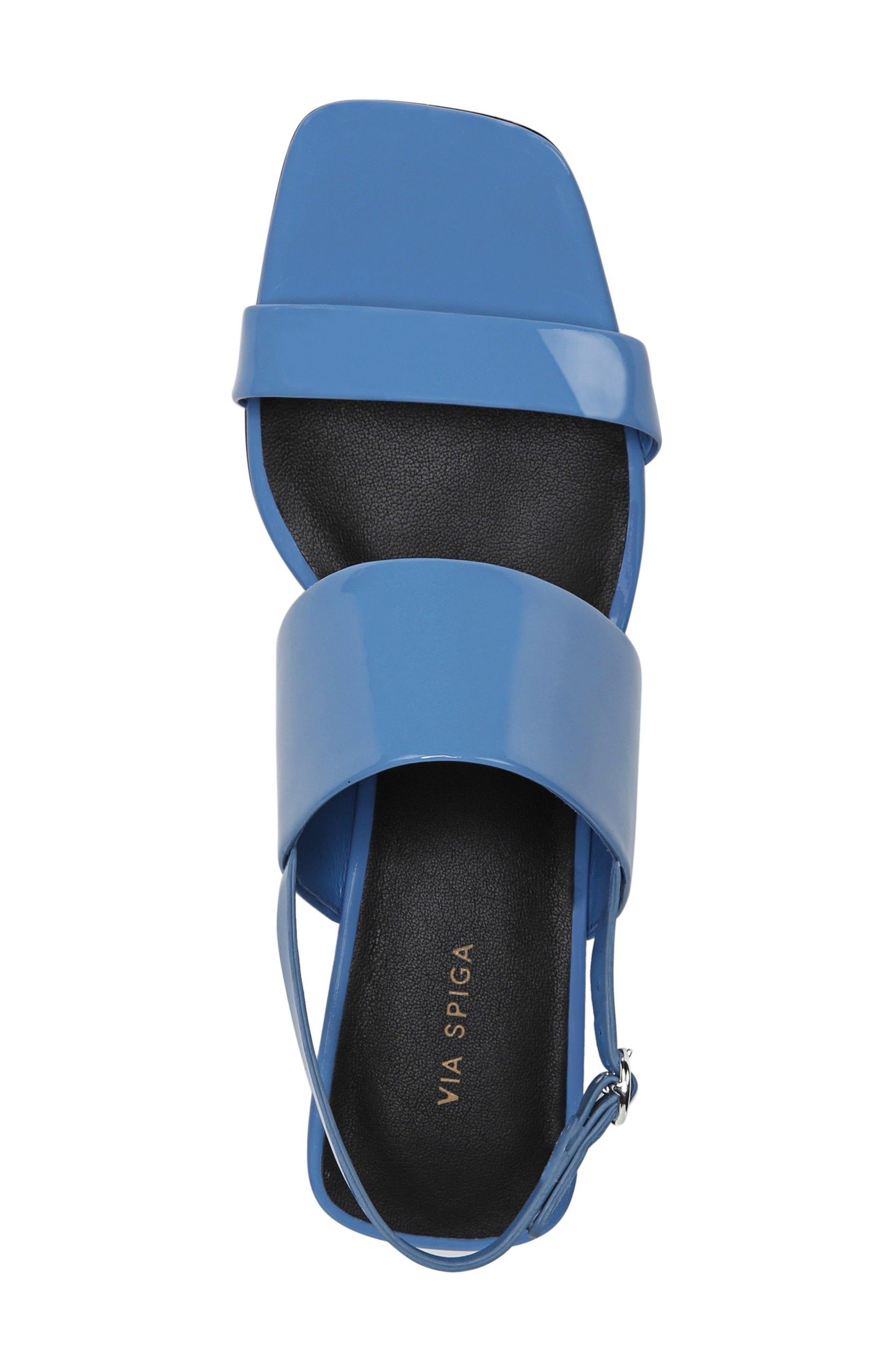 Forte Block Heel Sandal,                             Alternate thumbnail 43, color,