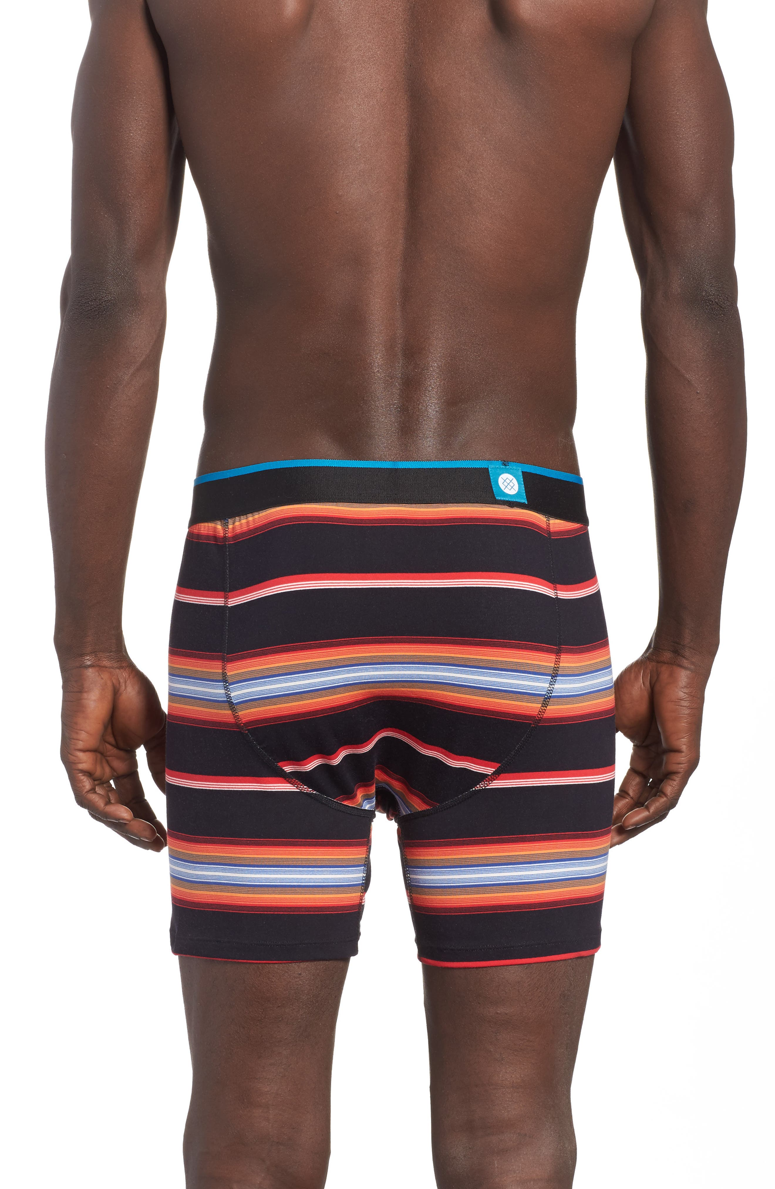 1979 Stripe Boxer Briefs,                             Alternate thumbnail 4, color,