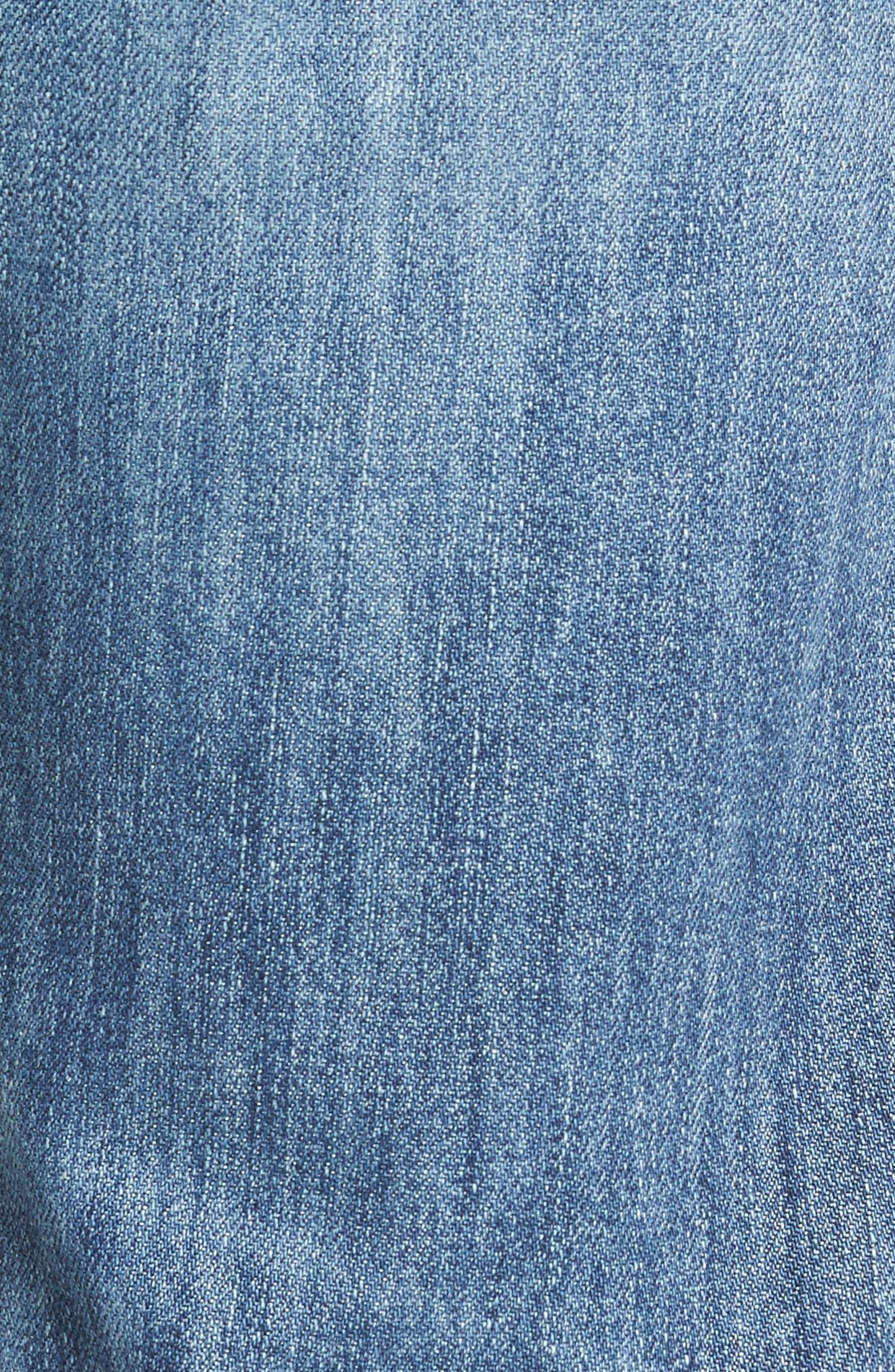 Bootcut Jeans,                             Alternate thumbnail 5, color,