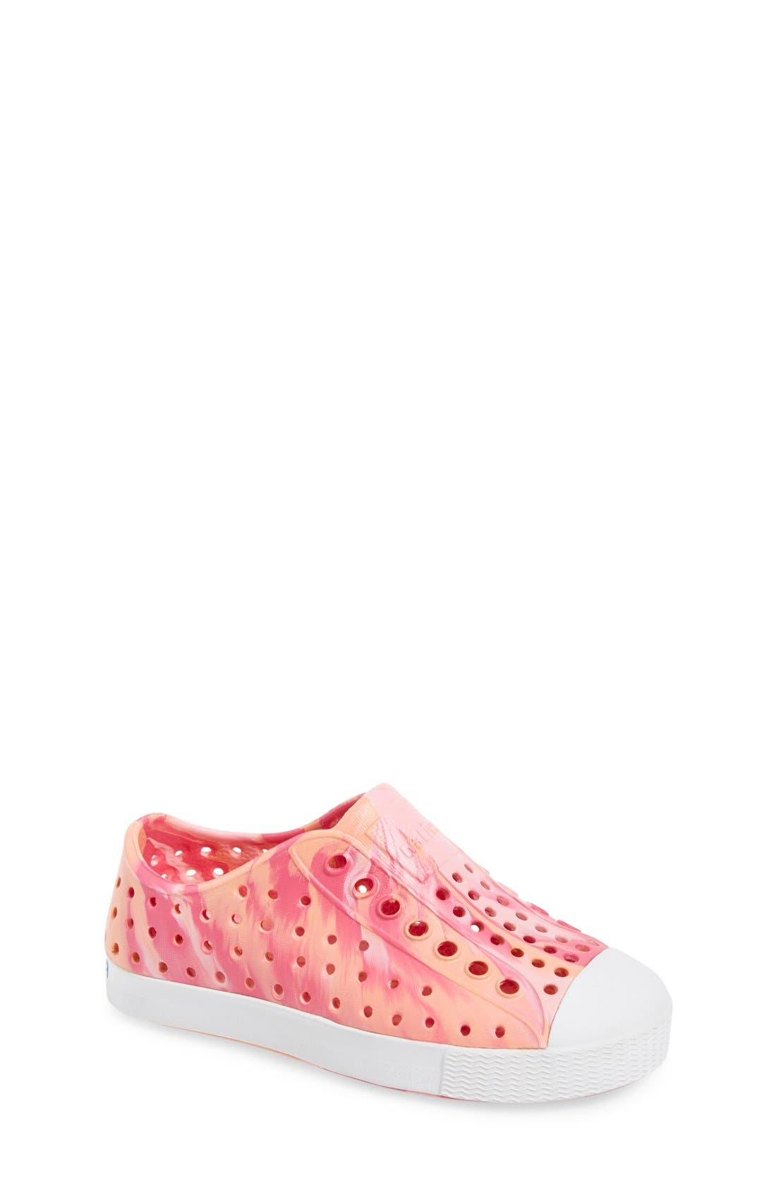 Jefferson - Marbled Perforated Slip-On,                             Main thumbnail 22, color,