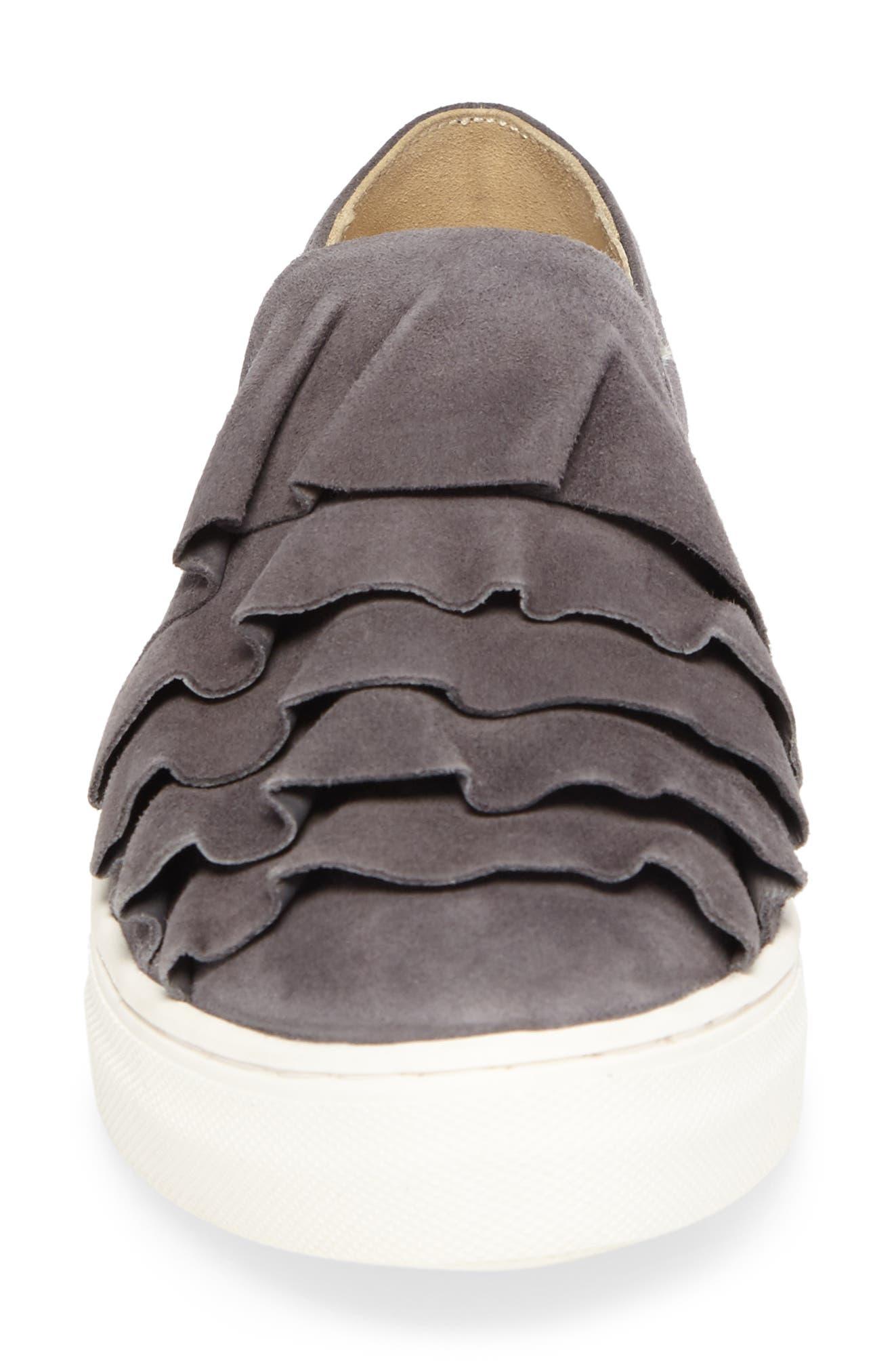 Quake Slip-On Sneaker,                             Alternate thumbnail 4, color,                             020