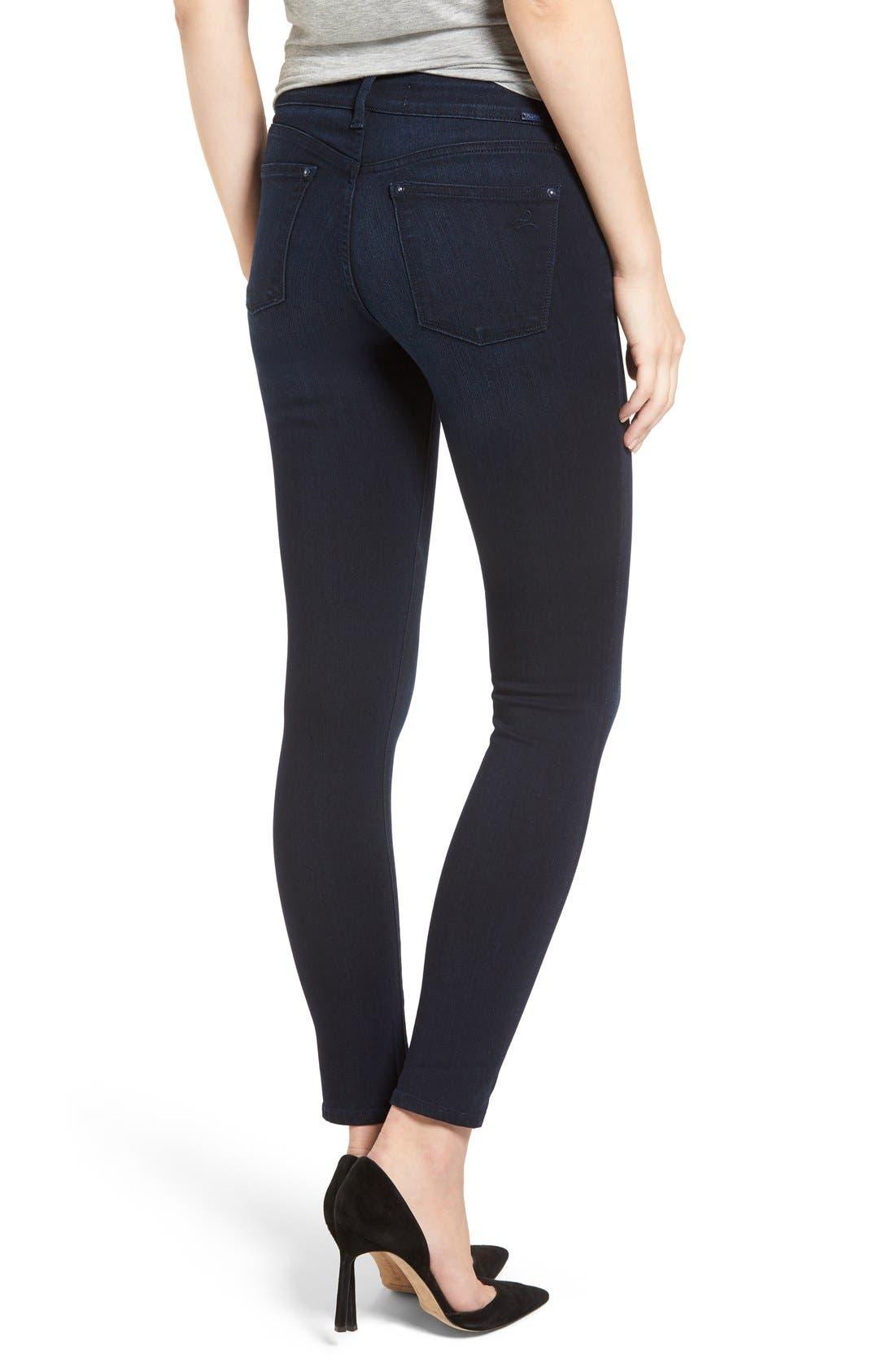'Emma' Power Legging Jeans,                             Alternate thumbnail 2, color,                             405