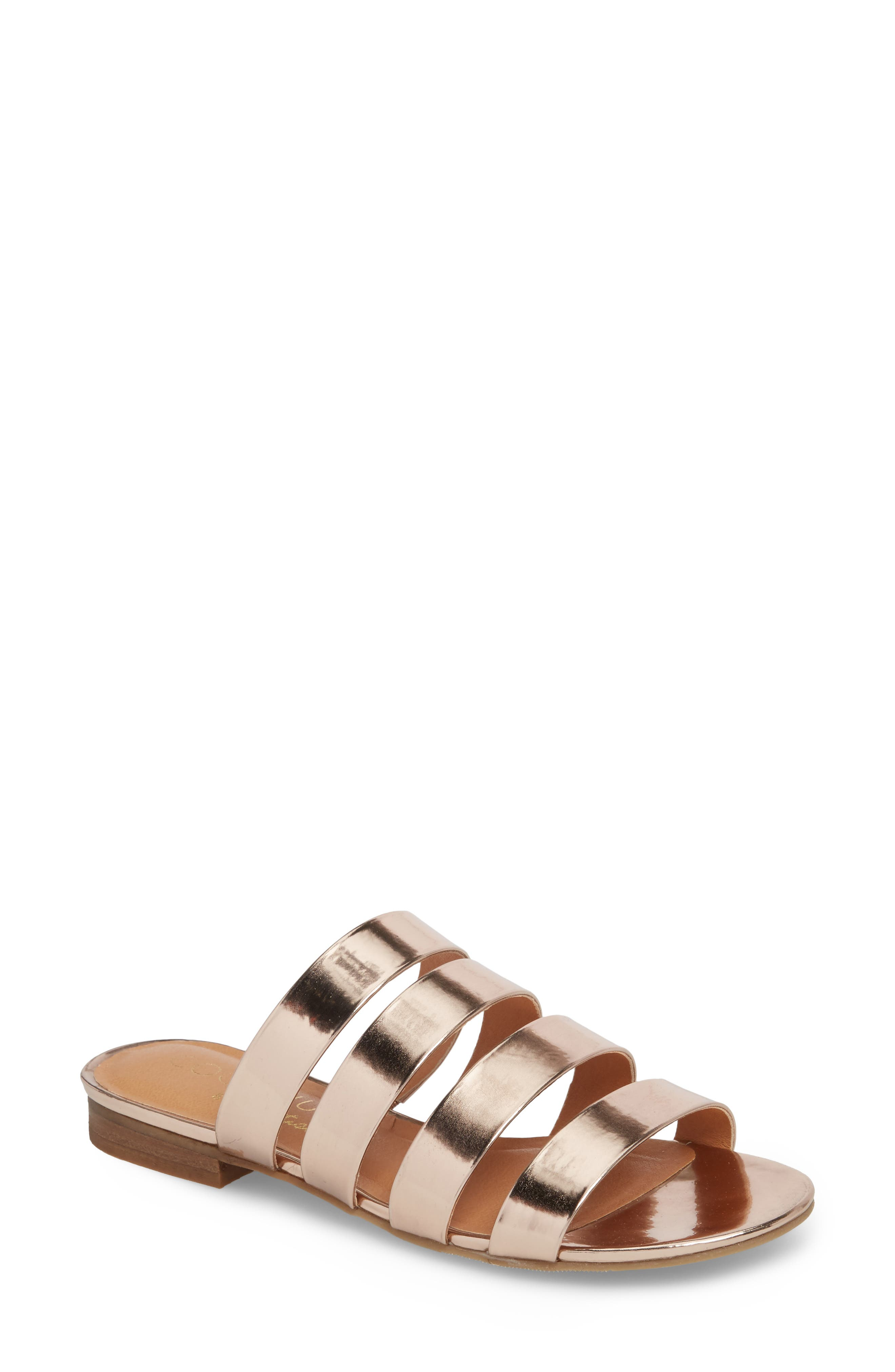 Coconuts By Matisse Perry Slide Sandal, Pink