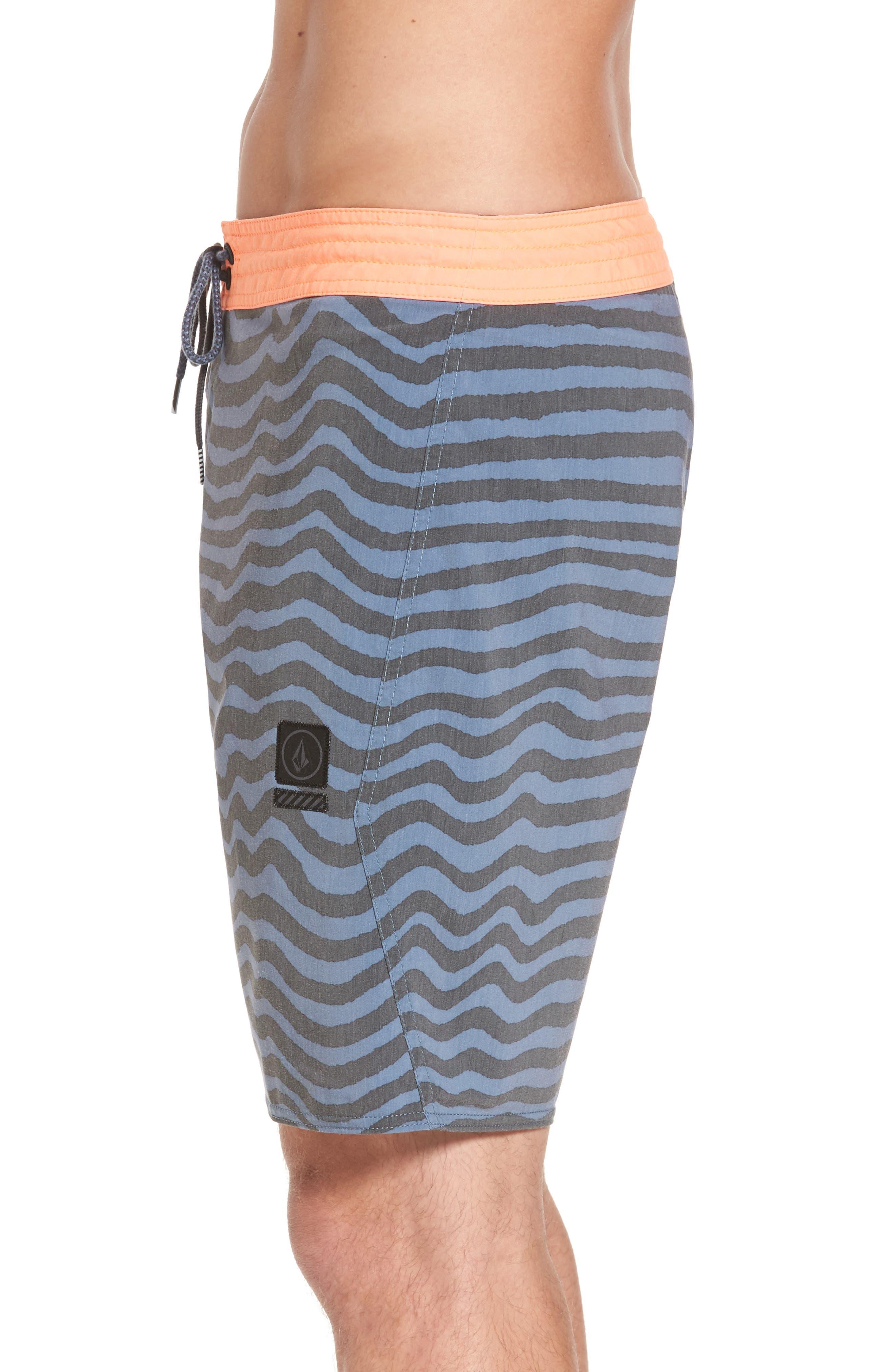 Stripey Slinger Board Shorts,                             Alternate thumbnail 27, color,