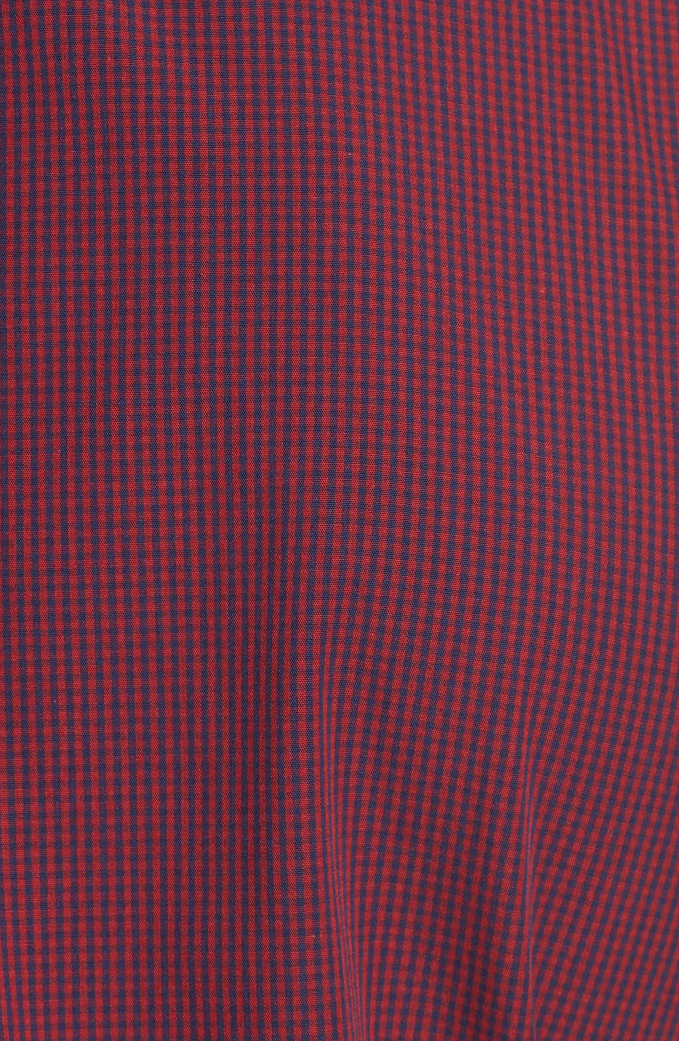 Oracle Woven Shirt,                             Alternate thumbnail 5, color,                             600