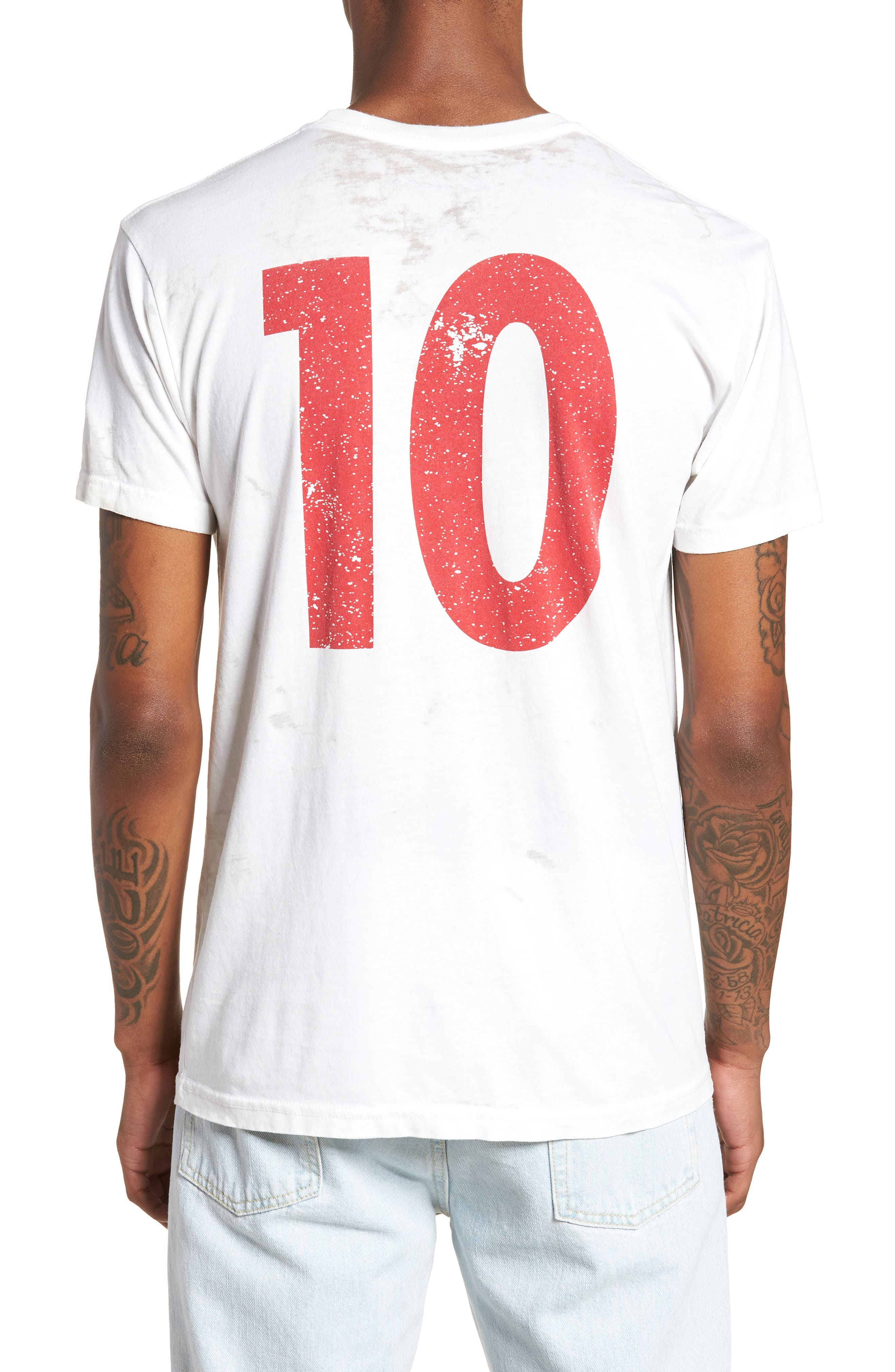 Colombia Jersey T-Shirt,                             Alternate thumbnail 2, color,                             100