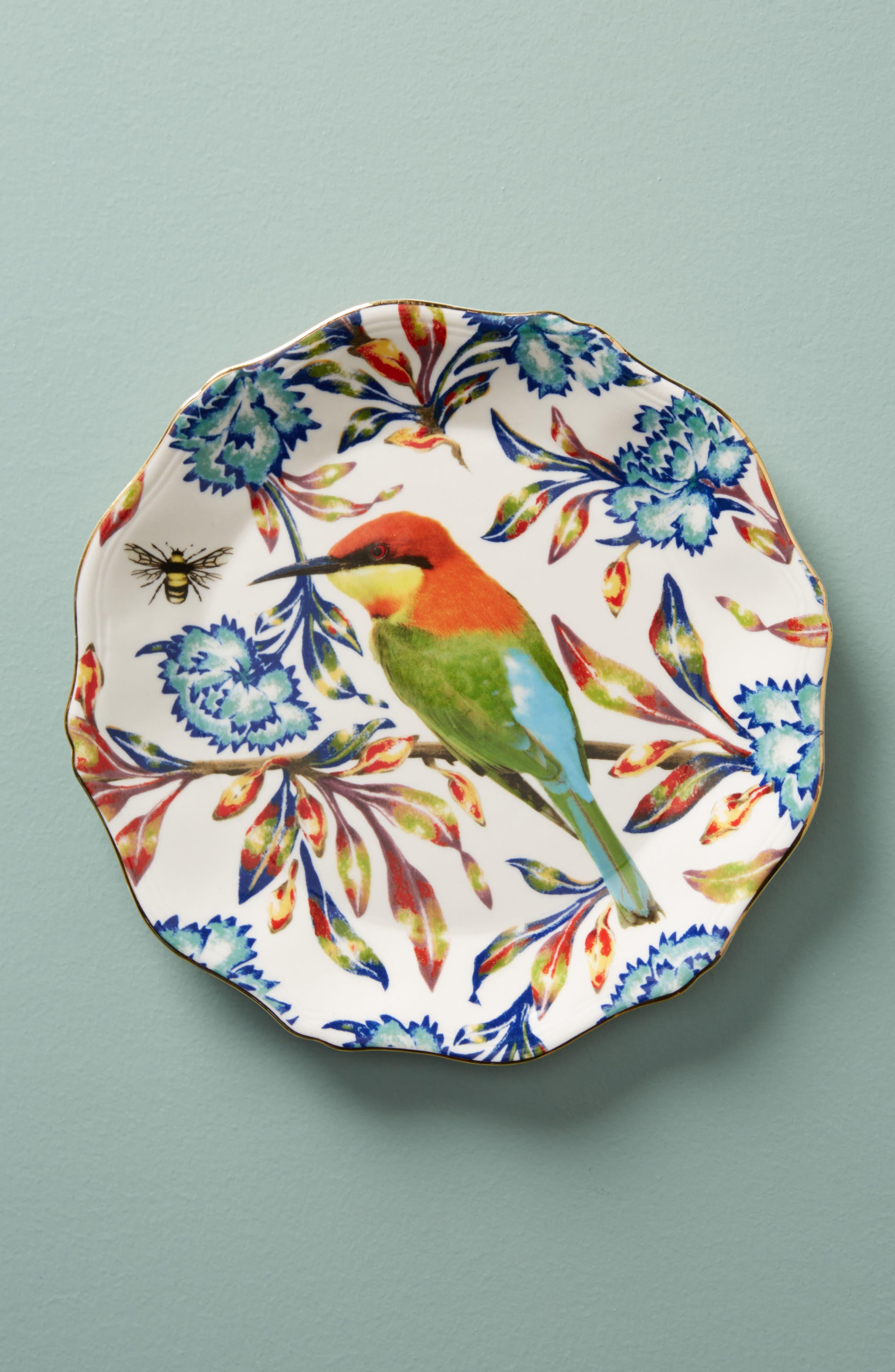 Nature Table Dessert Plate,                             Main thumbnail 1, color,                             400