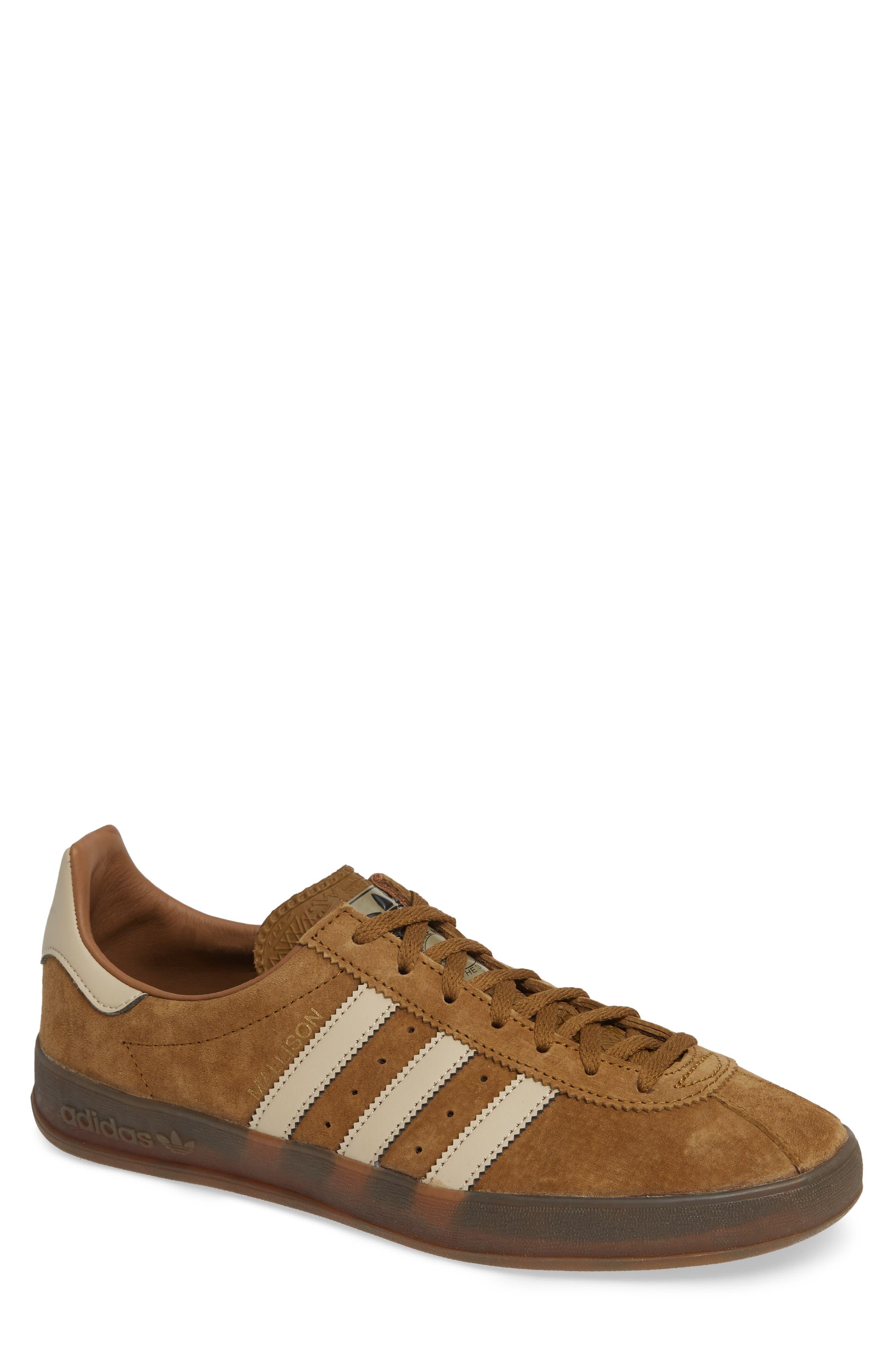 ADIDAS,                             Mallison SPZL Low Top Sneaker,                             Main thumbnail 1, color,                             200