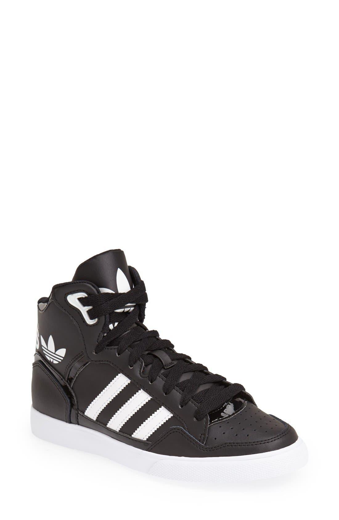 'Extaball' High Top Sneaker,                         Main,                         color, 001