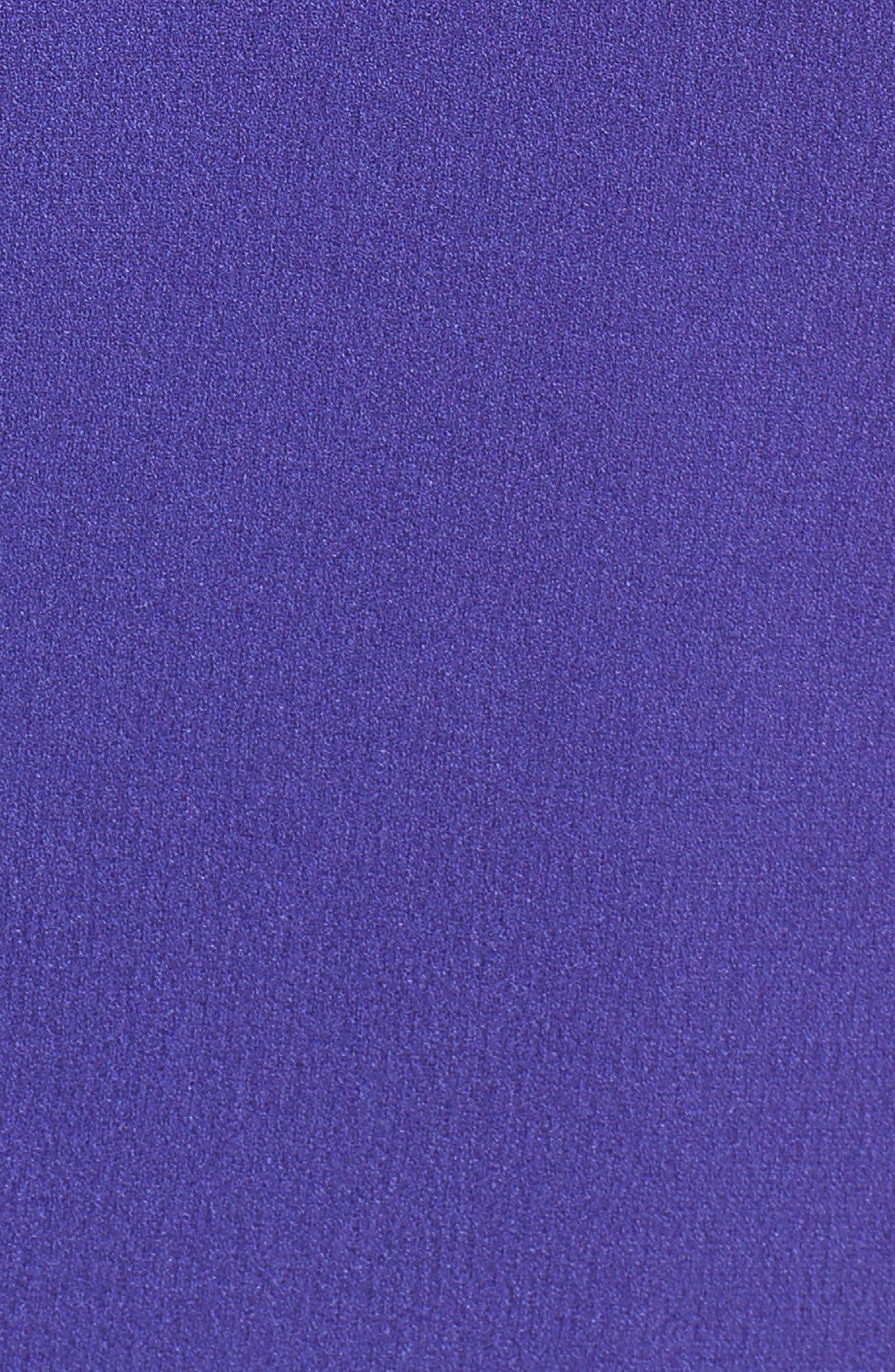 Hailey Crepe Dress,                             Alternate thumbnail 125, color,