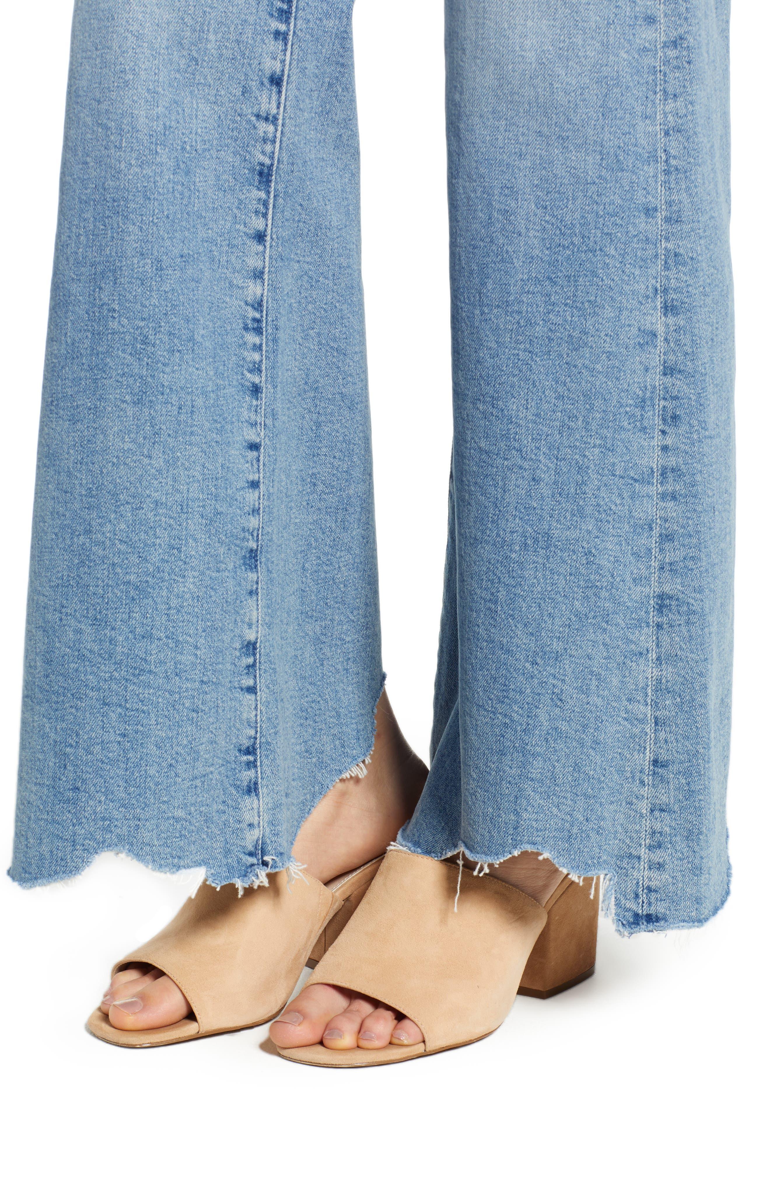 Tomcat Roller Chew Hem Jeans,                             Alternate thumbnail 4, color,                             420