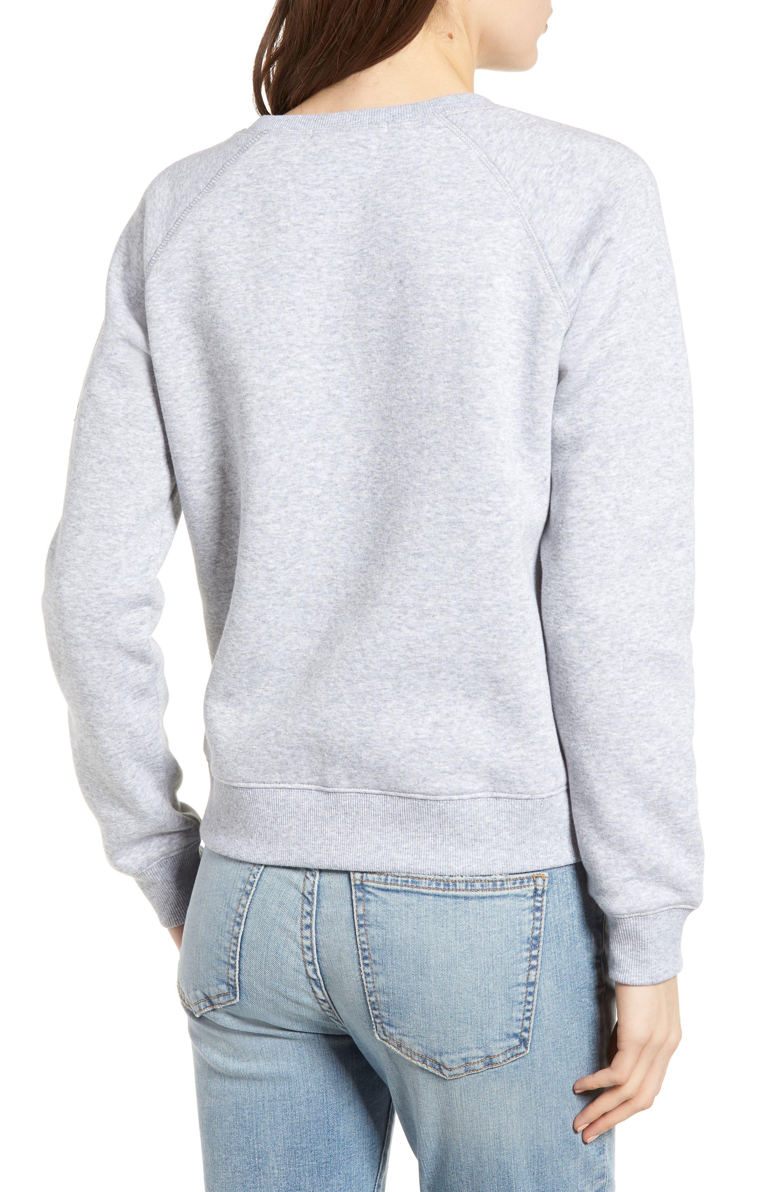 Lover Sweatshirt,                             Alternate thumbnail 2, color,                             038
