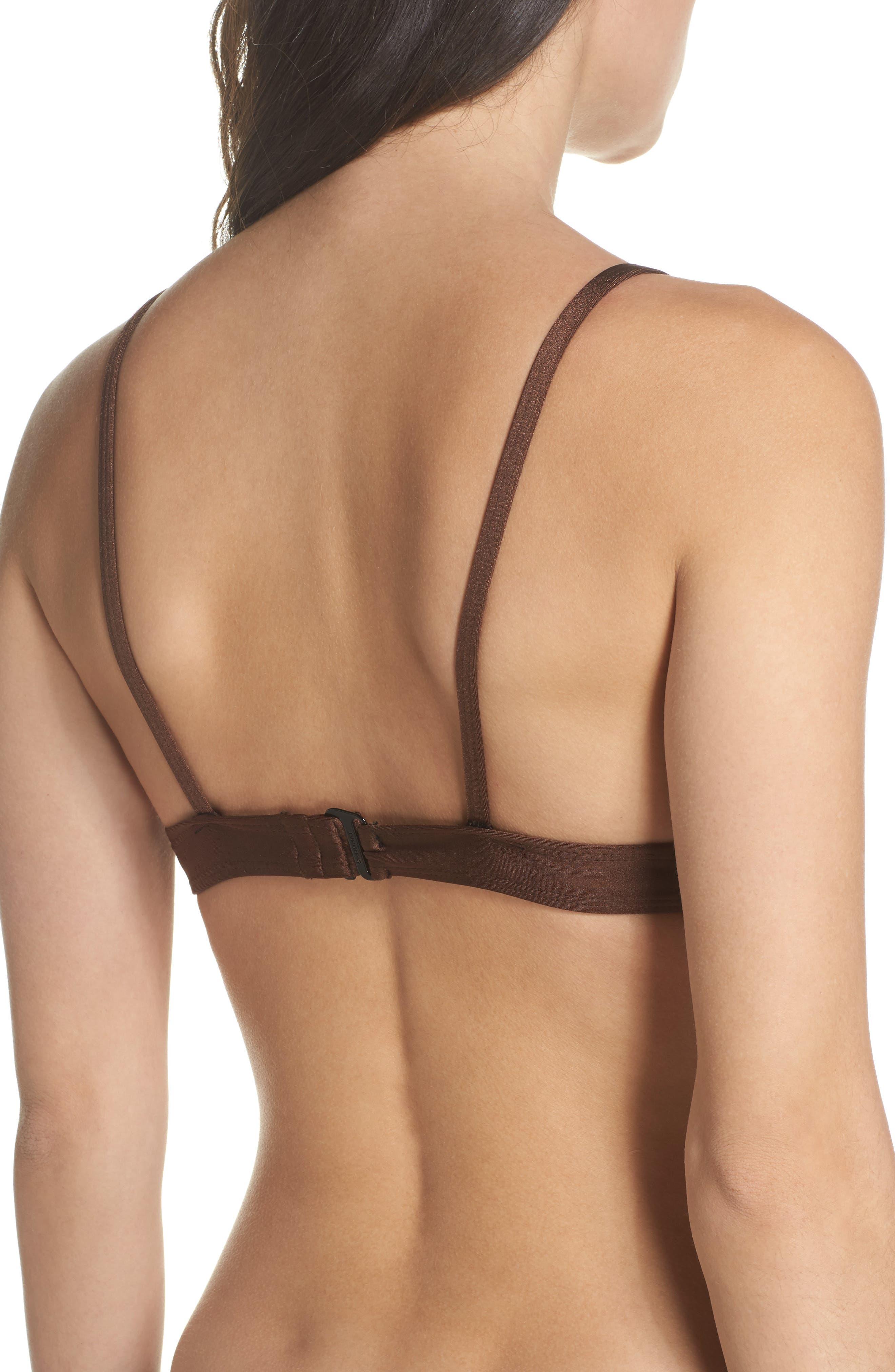 CHROMAT,                             Leyna Bikini Top,                             Alternate thumbnail 2, color,                             200