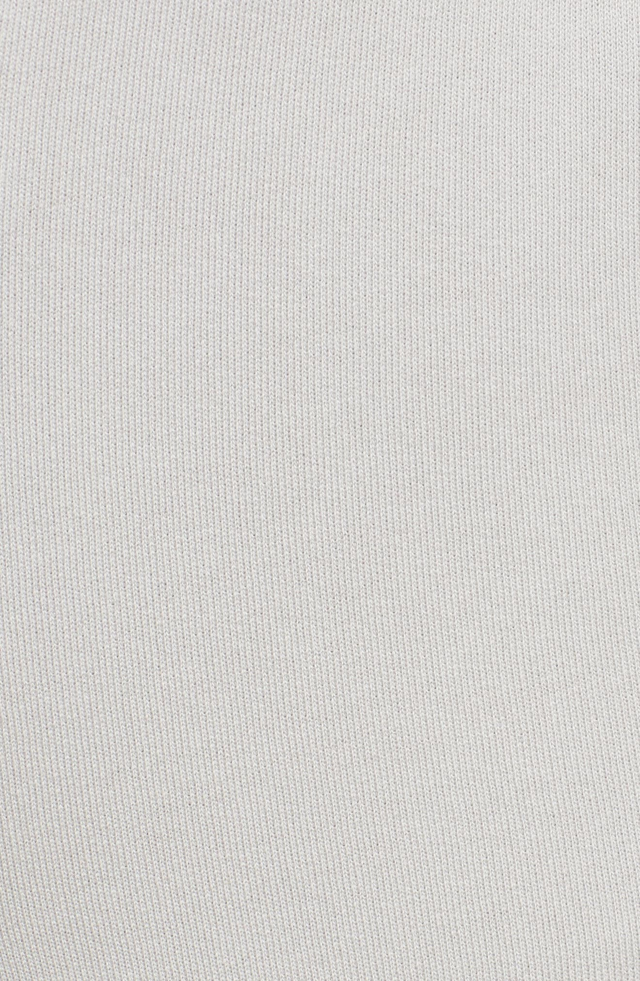 Fleece Knit Gauchos,                             Alternate thumbnail 5, color,                             038