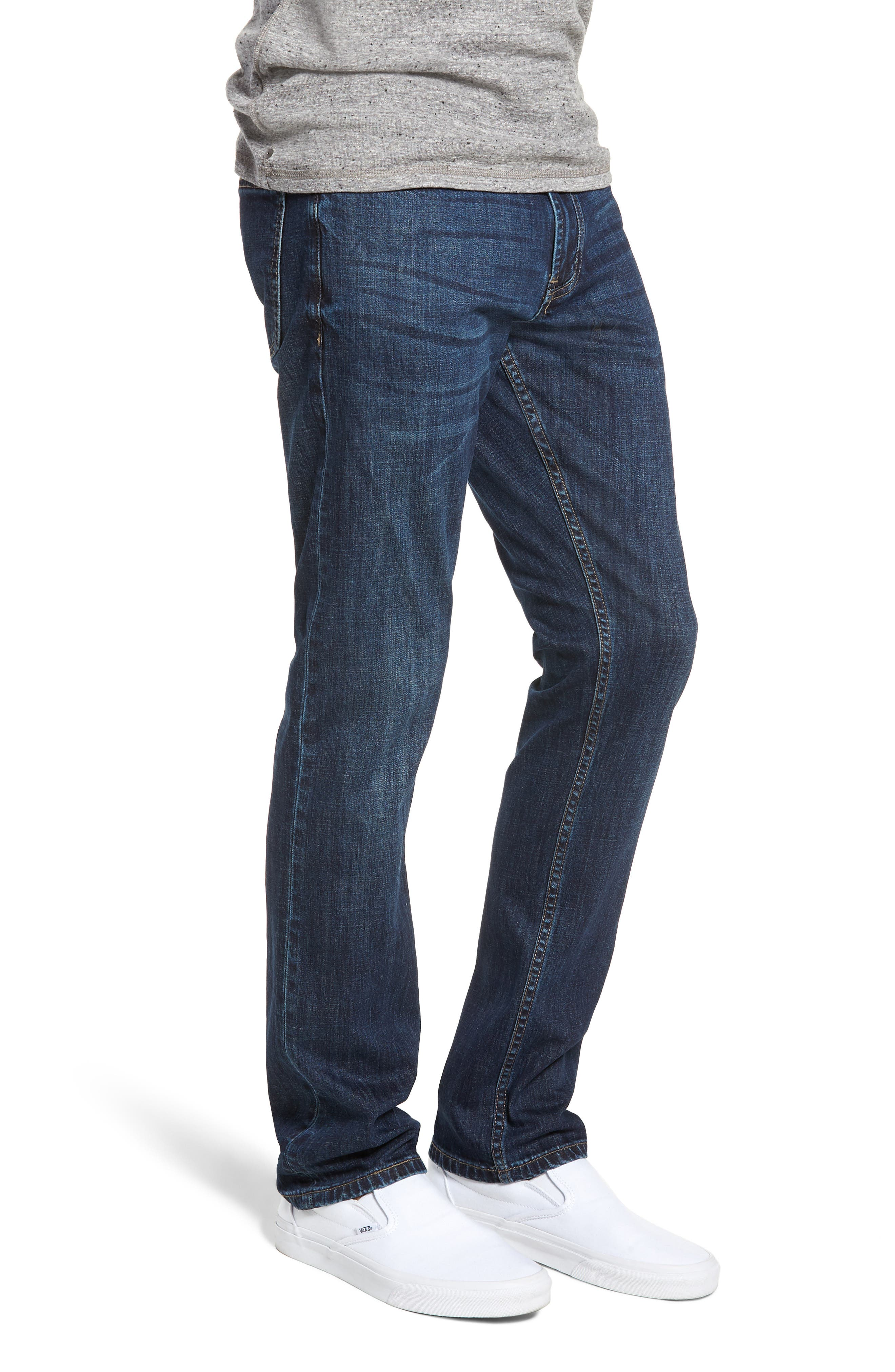 Wooster Slim Fit Jeans,                             Alternate thumbnail 3, color,                             THROTTLE THRUST