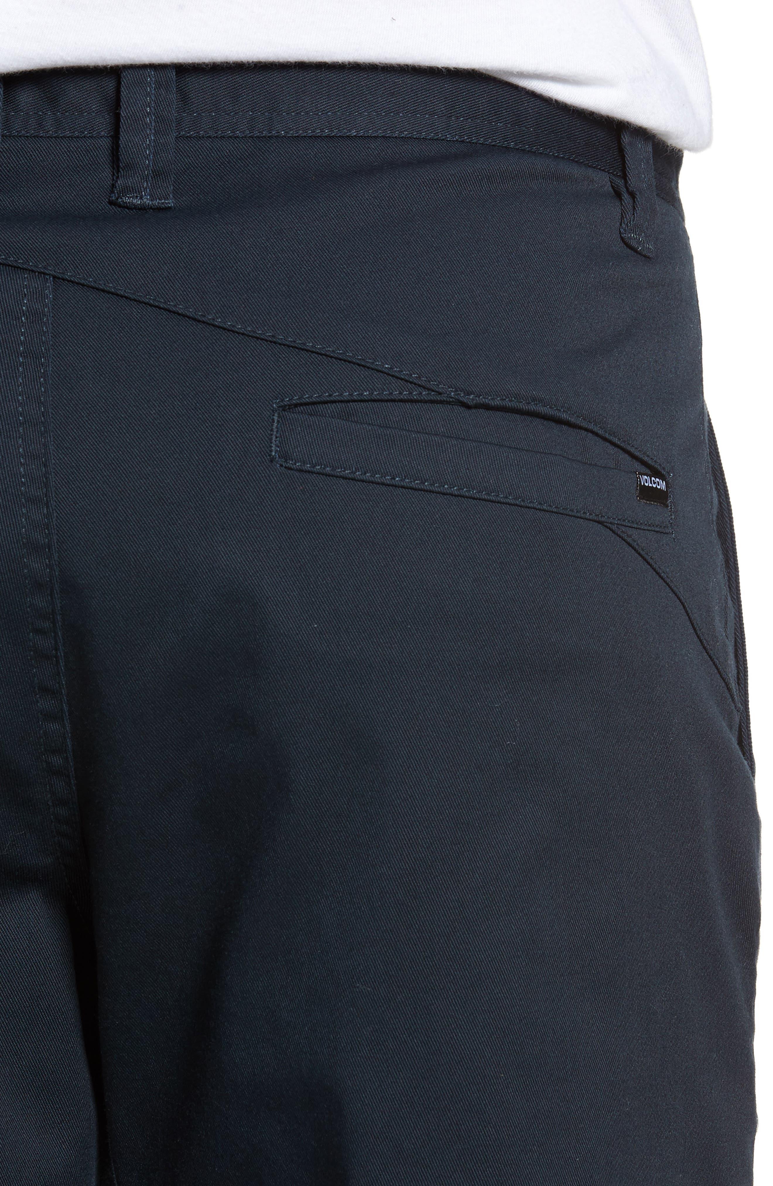 'Modern' Stretch Chino Shorts,                             Alternate thumbnail 42, color,