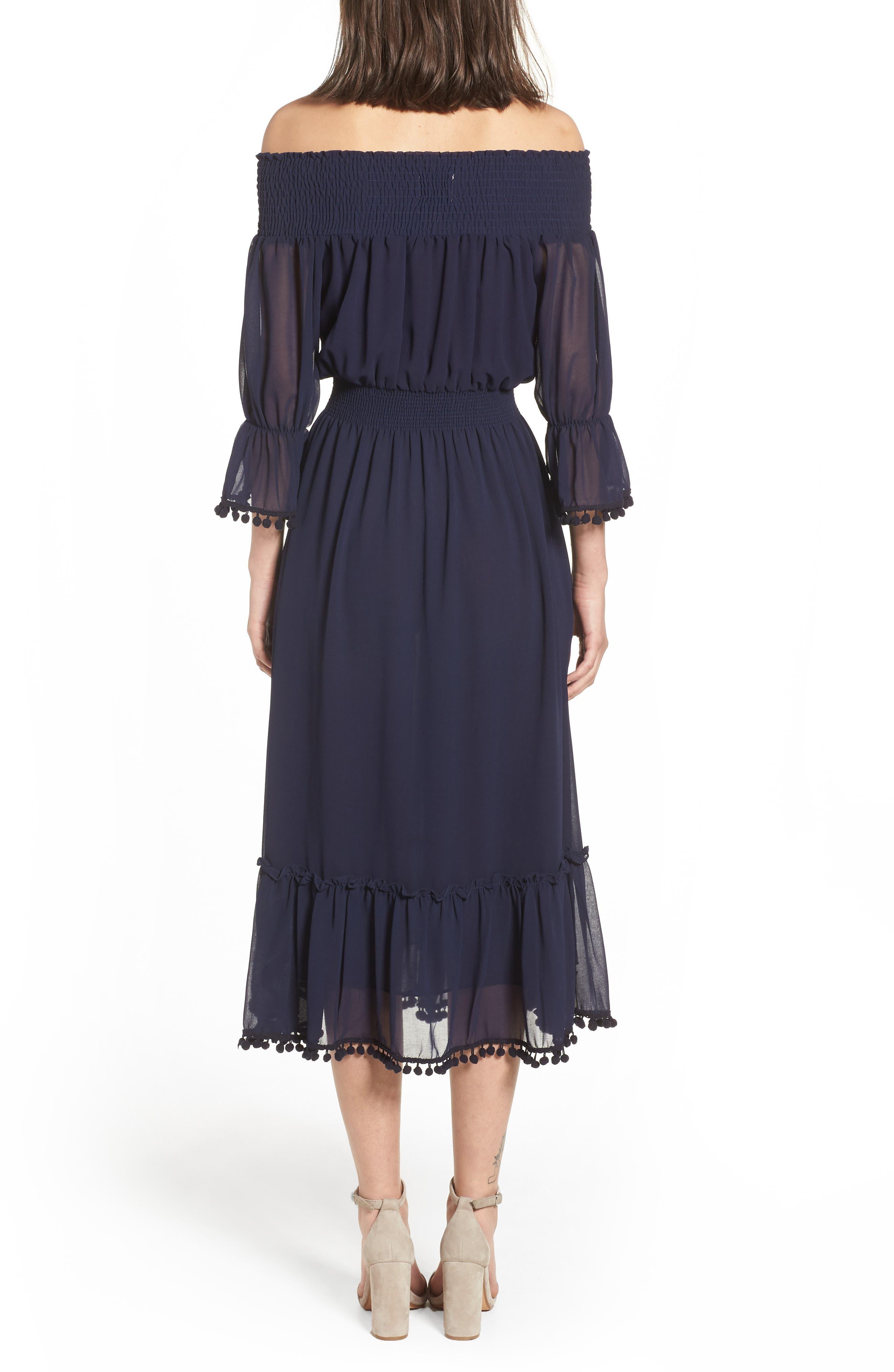 Inka Dress,                             Alternate thumbnail 2, color,                             410