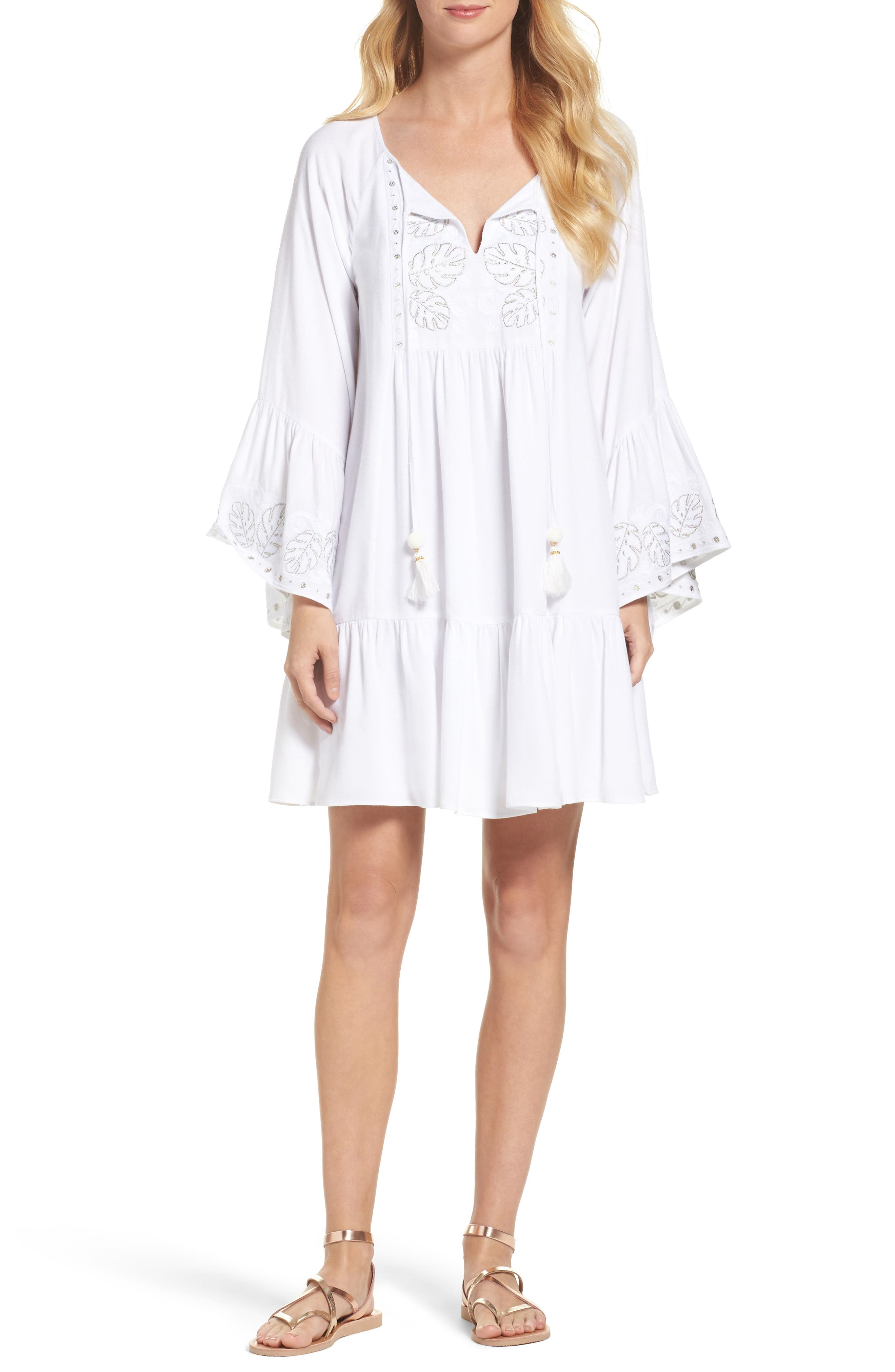Amisa Tunic Dress,                         Main,                         color, 115