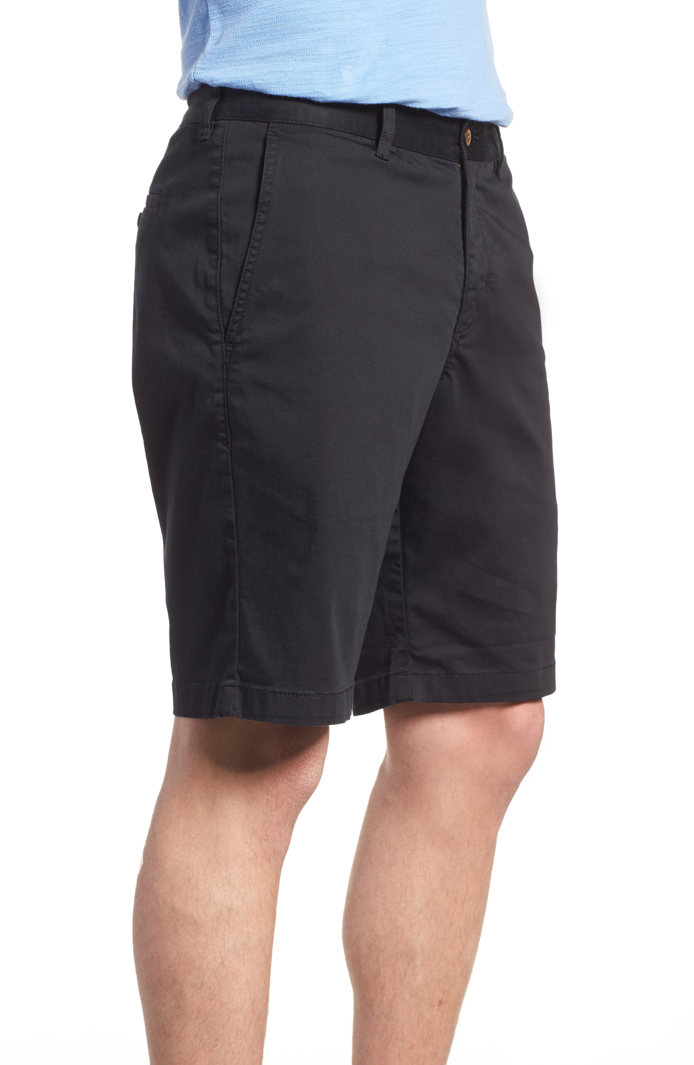 Boracay Chino Shorts,                             Alternate thumbnail 3, color,                             001