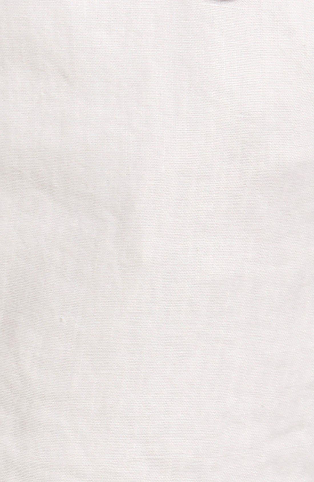 Drawstring Waist Bermuda Cargo Shorts,                             Alternate thumbnail 3, color,                             041