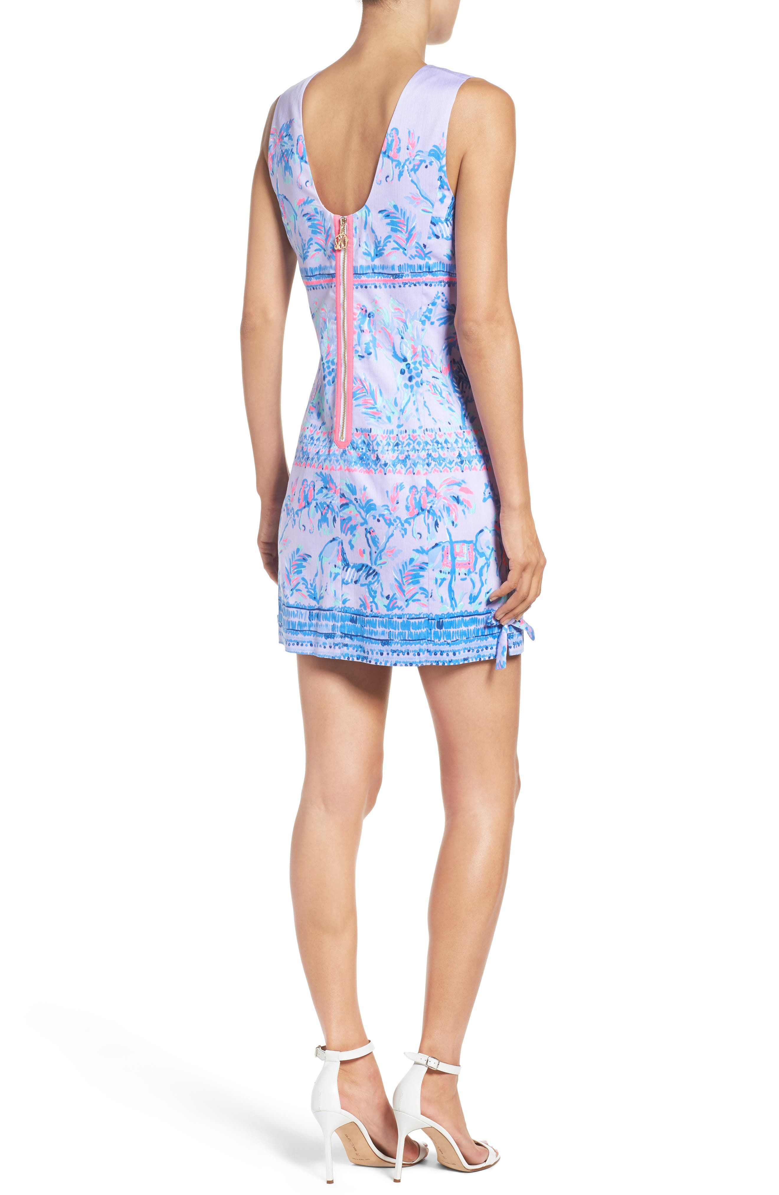 LILLY PULITZER<SUP>®</SUP>,                             Mila Shift Dress,                             Alternate thumbnail 2, color,                             550