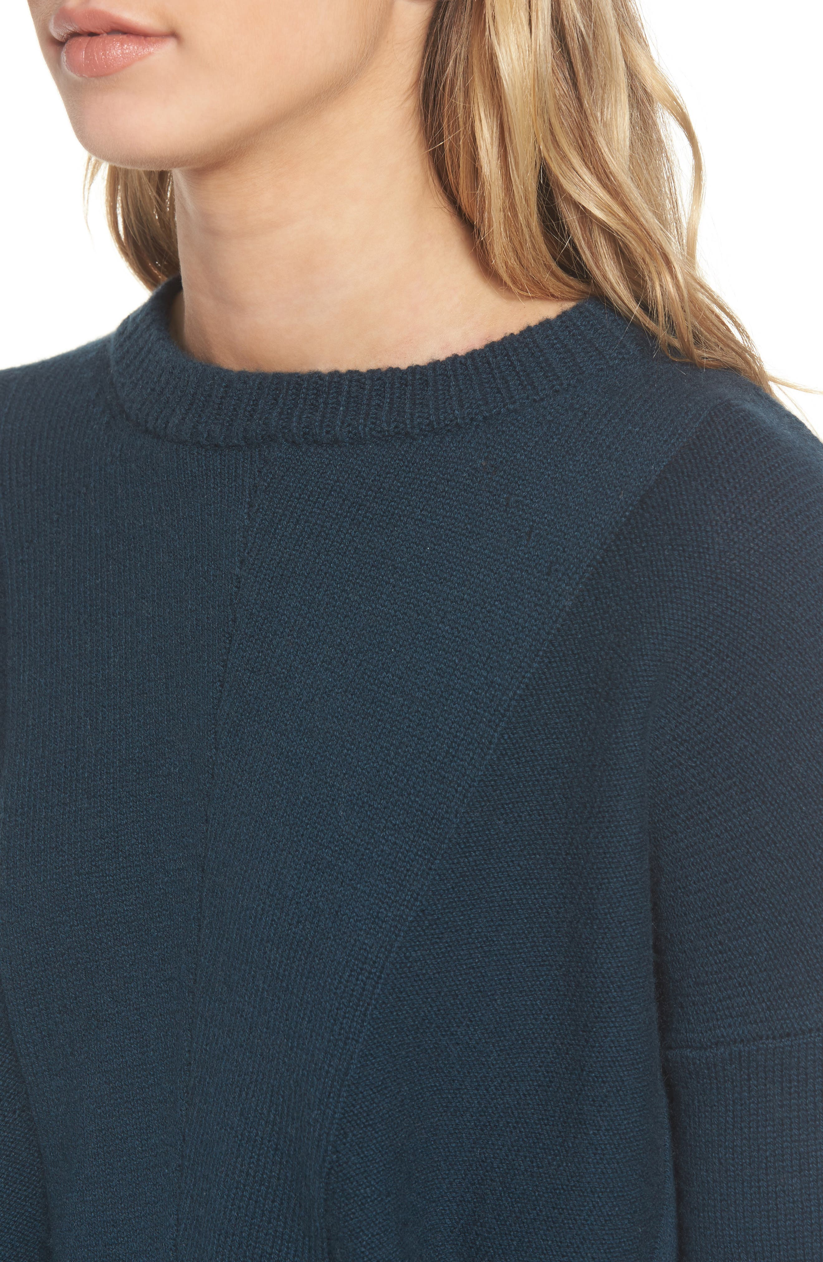 Joanna Wool & Cashmere Sweater,                             Alternate thumbnail 4, color,                             304