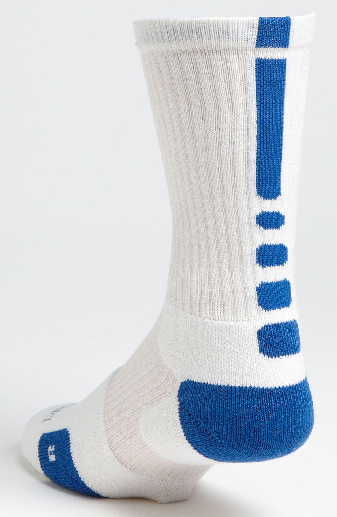 'Elite Basketball' Crew Socks,                             Alternate thumbnail 55, color,