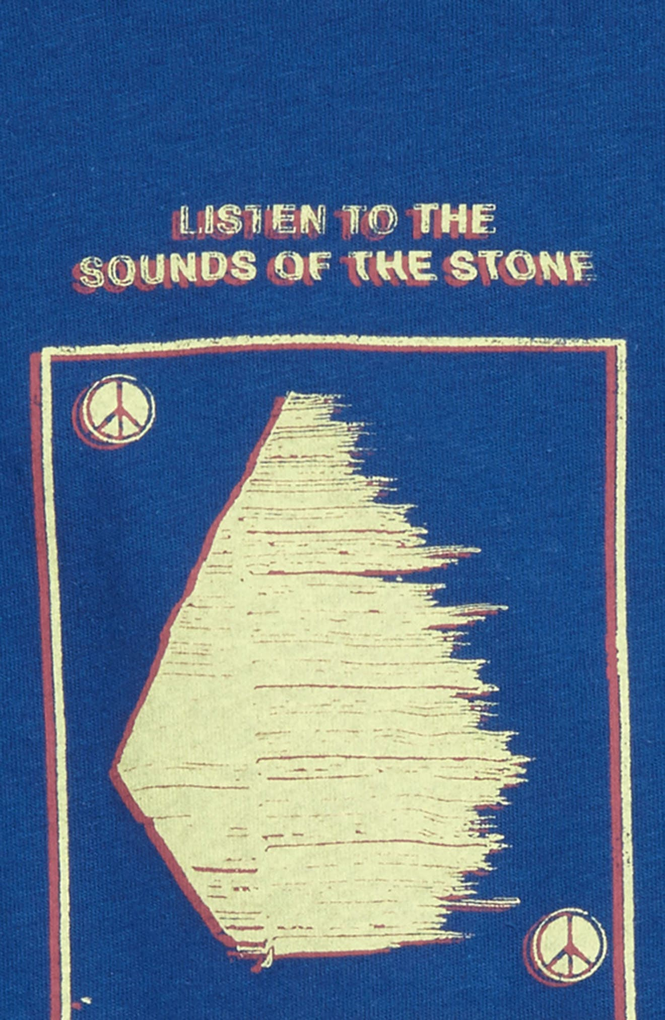 Sound T-Shirt,                             Alternate thumbnail 4, color,