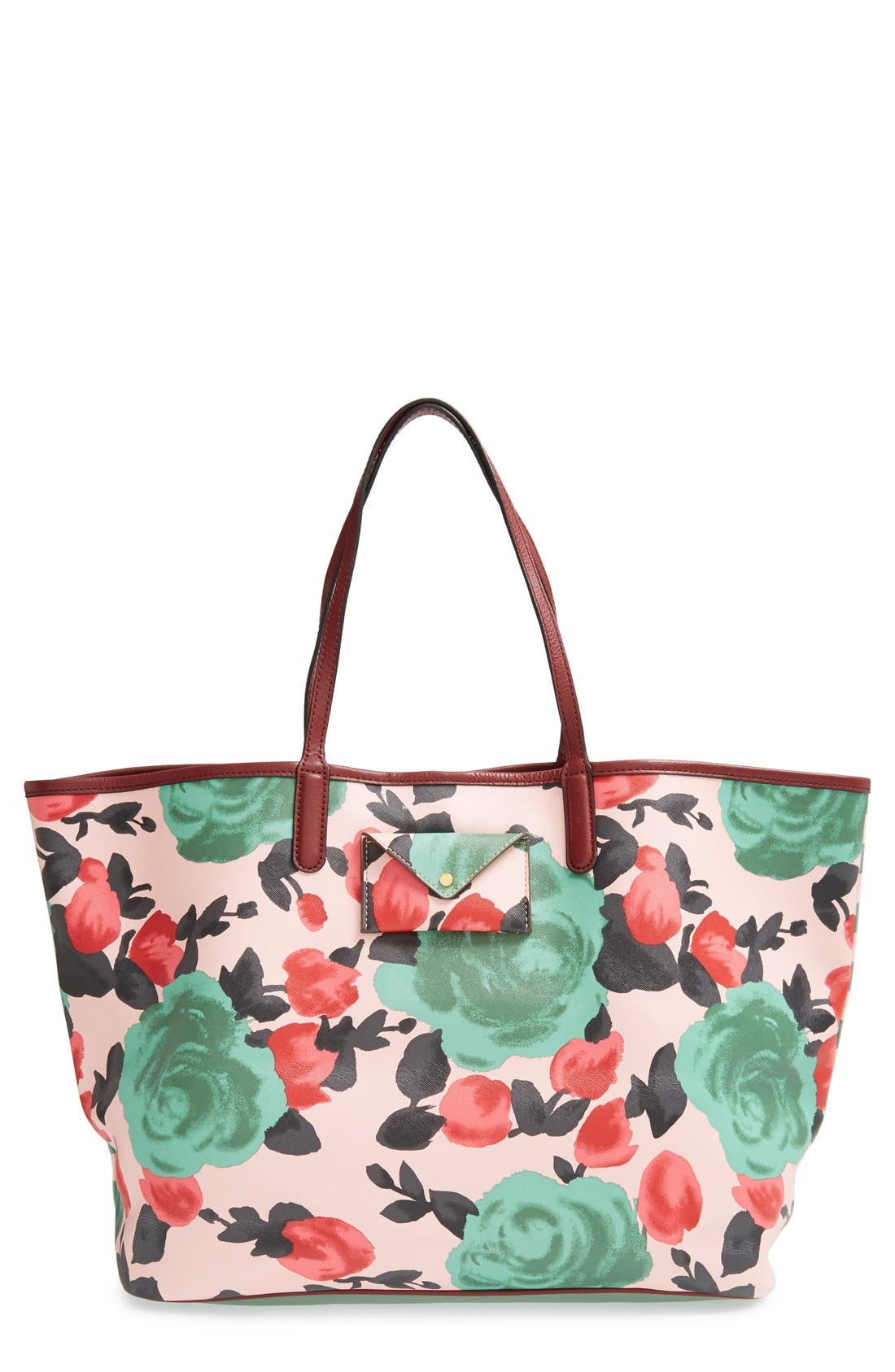 MARC JACOBS MARC BY MARC JACOBS Large Beach Tote, Main, color, 650