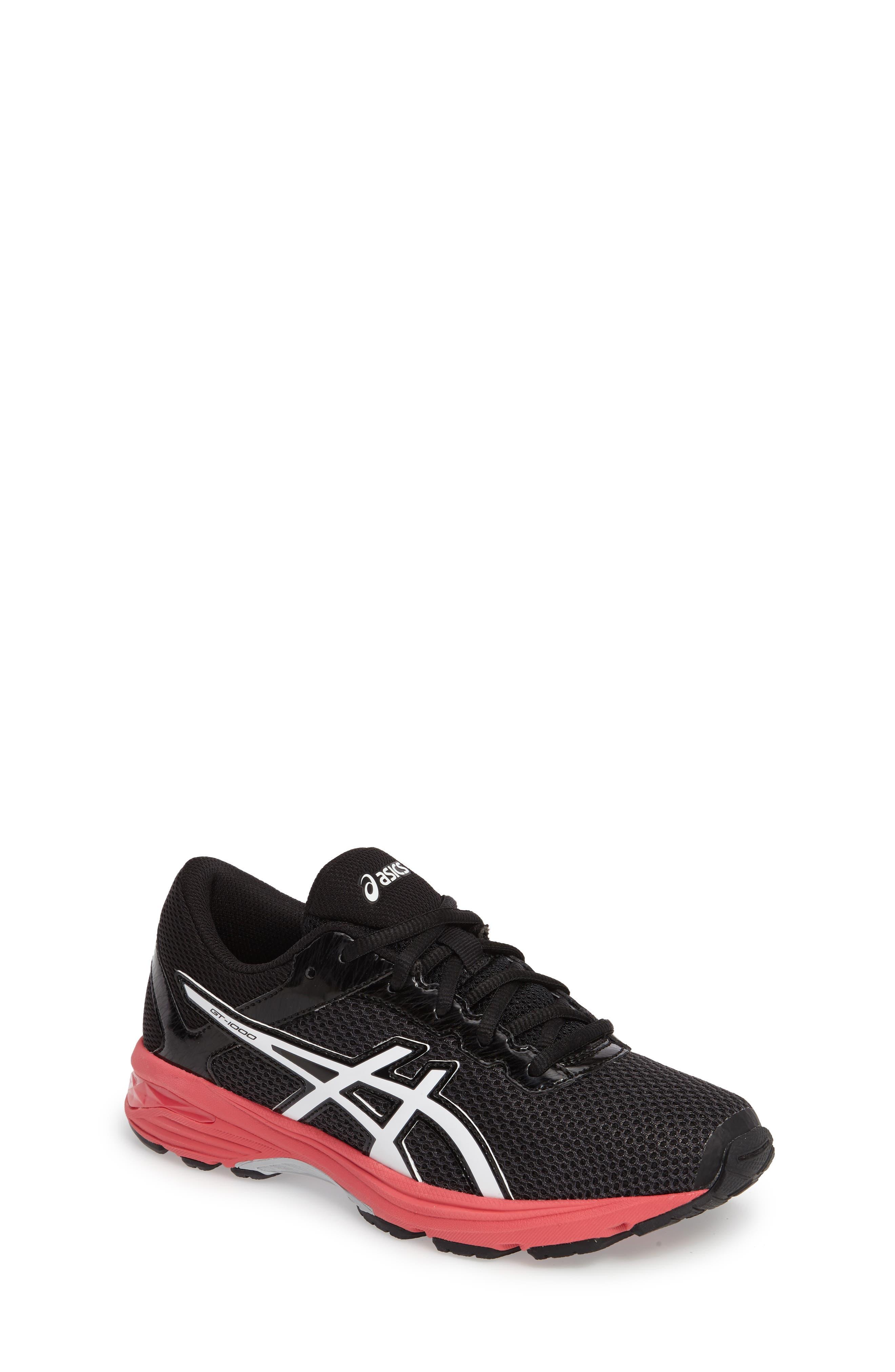 Asics GT-1000<sup>™</sup> 6 GS Sneaker,                             Main thumbnail 4, color,