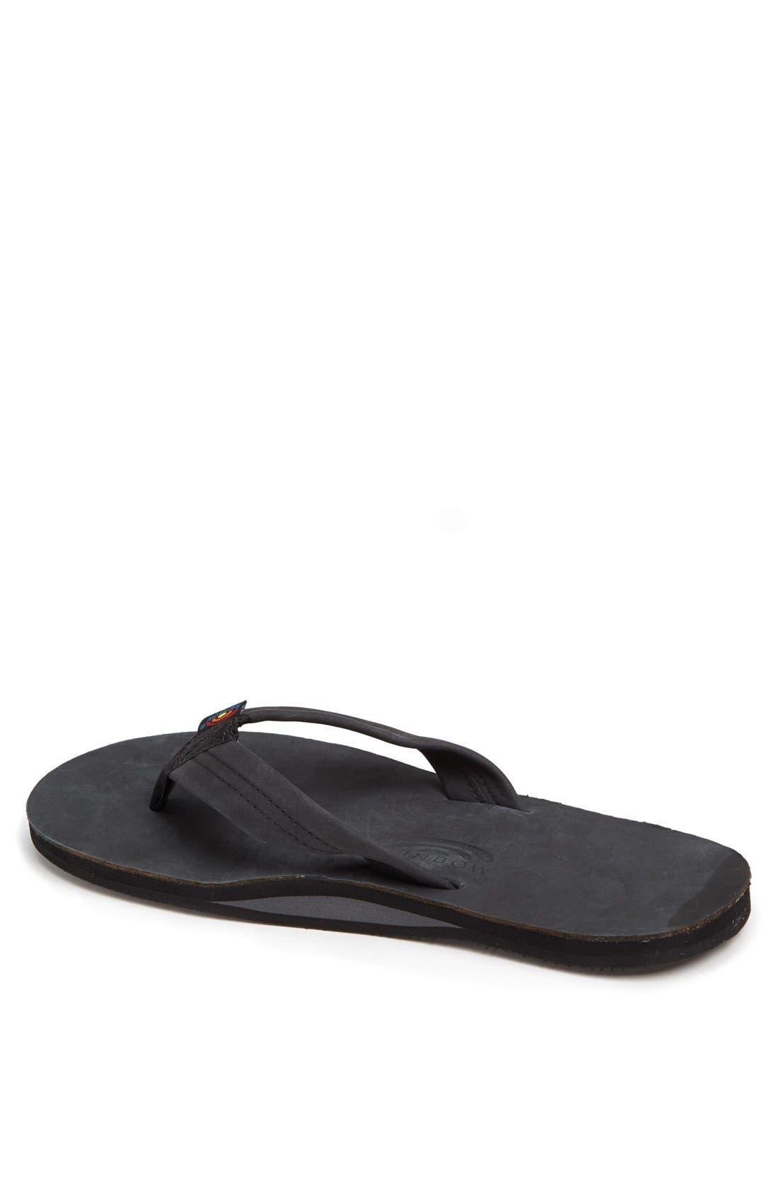 '301Alts' Sandal,                             Alternate thumbnail 2, color,                             BLACK