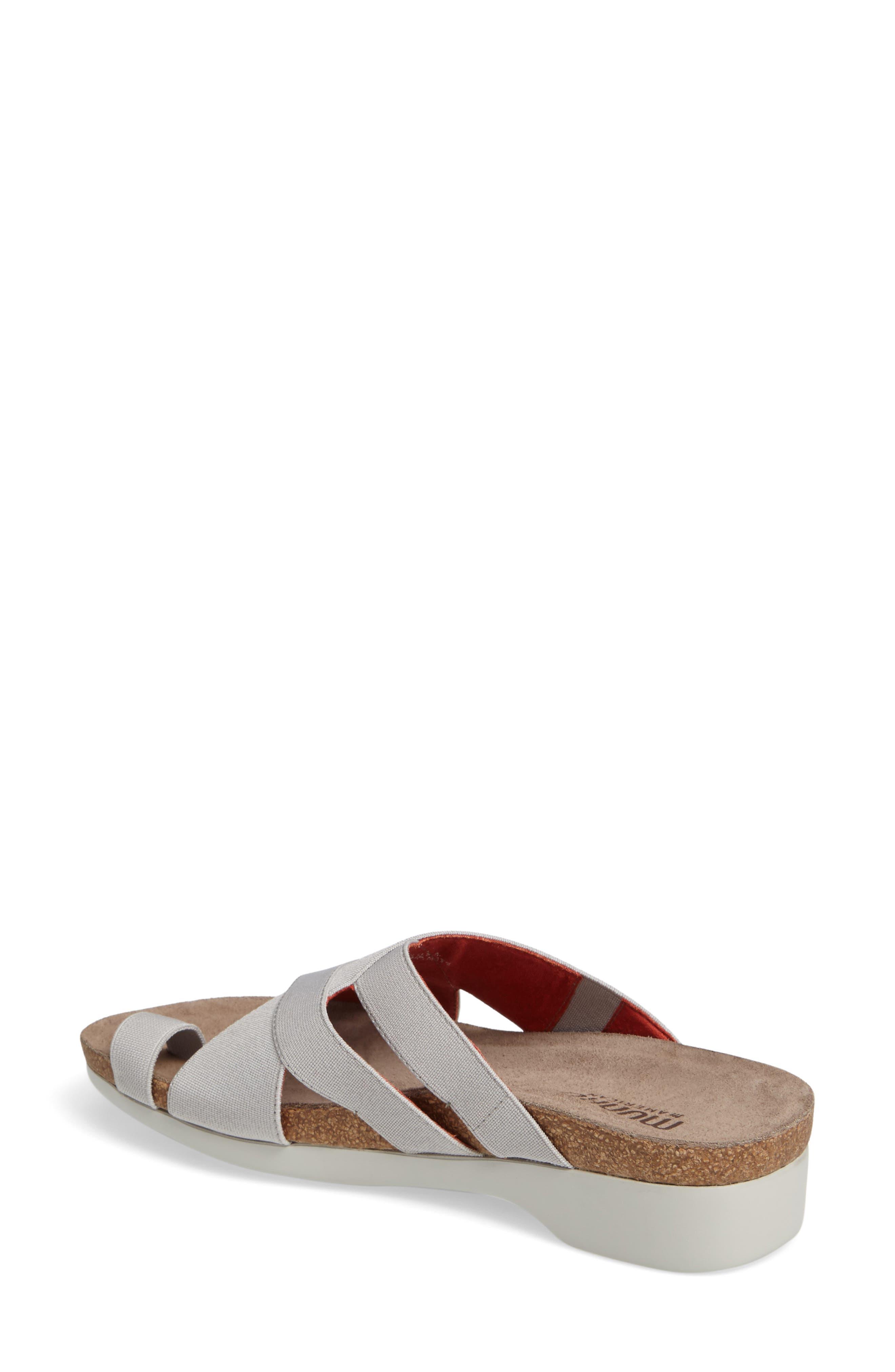 Delphi Slide Sandal,                             Alternate thumbnail 6, color,