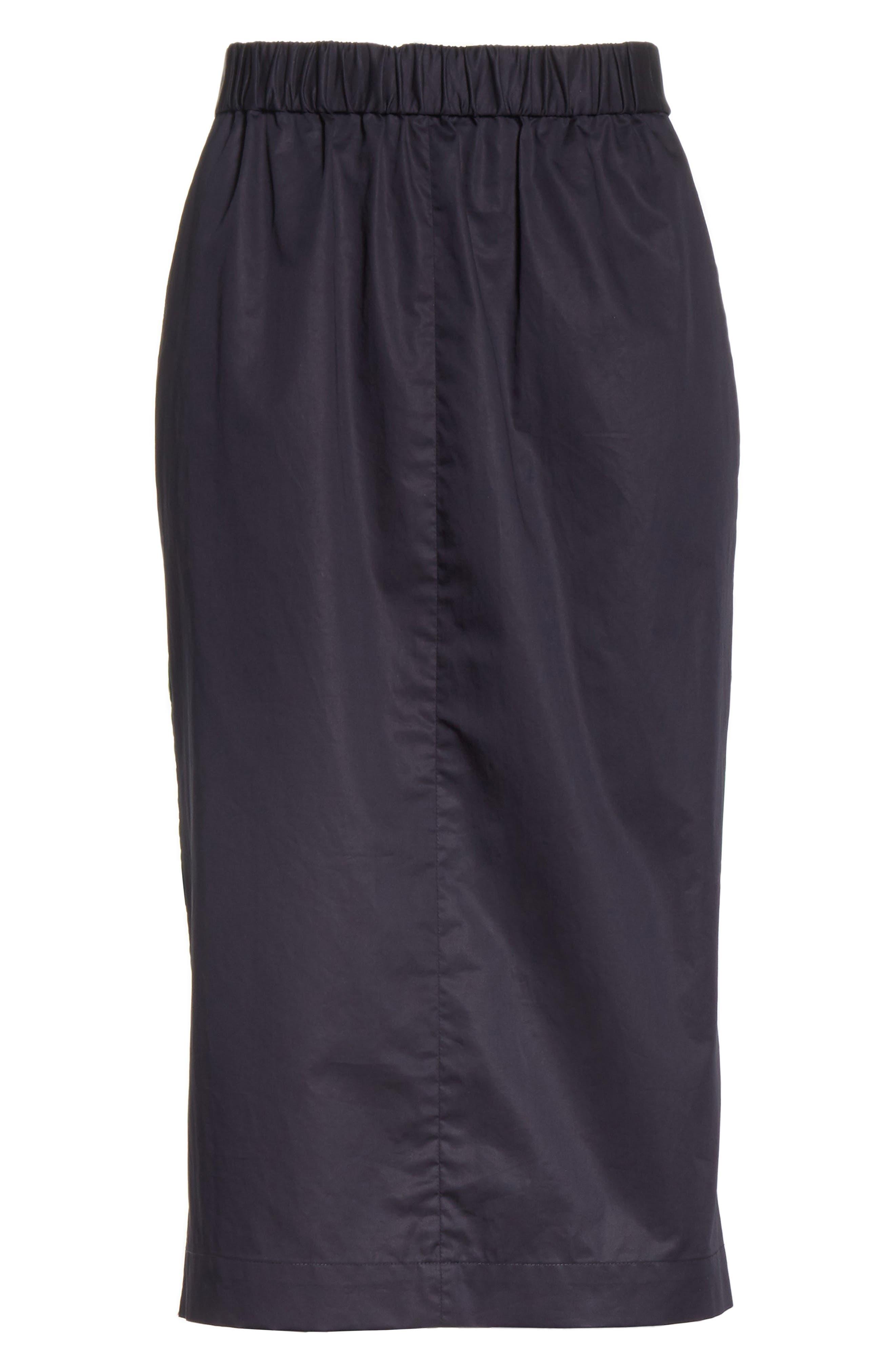 Side Snap Skirt,                             Alternate thumbnail 6, color,                             404