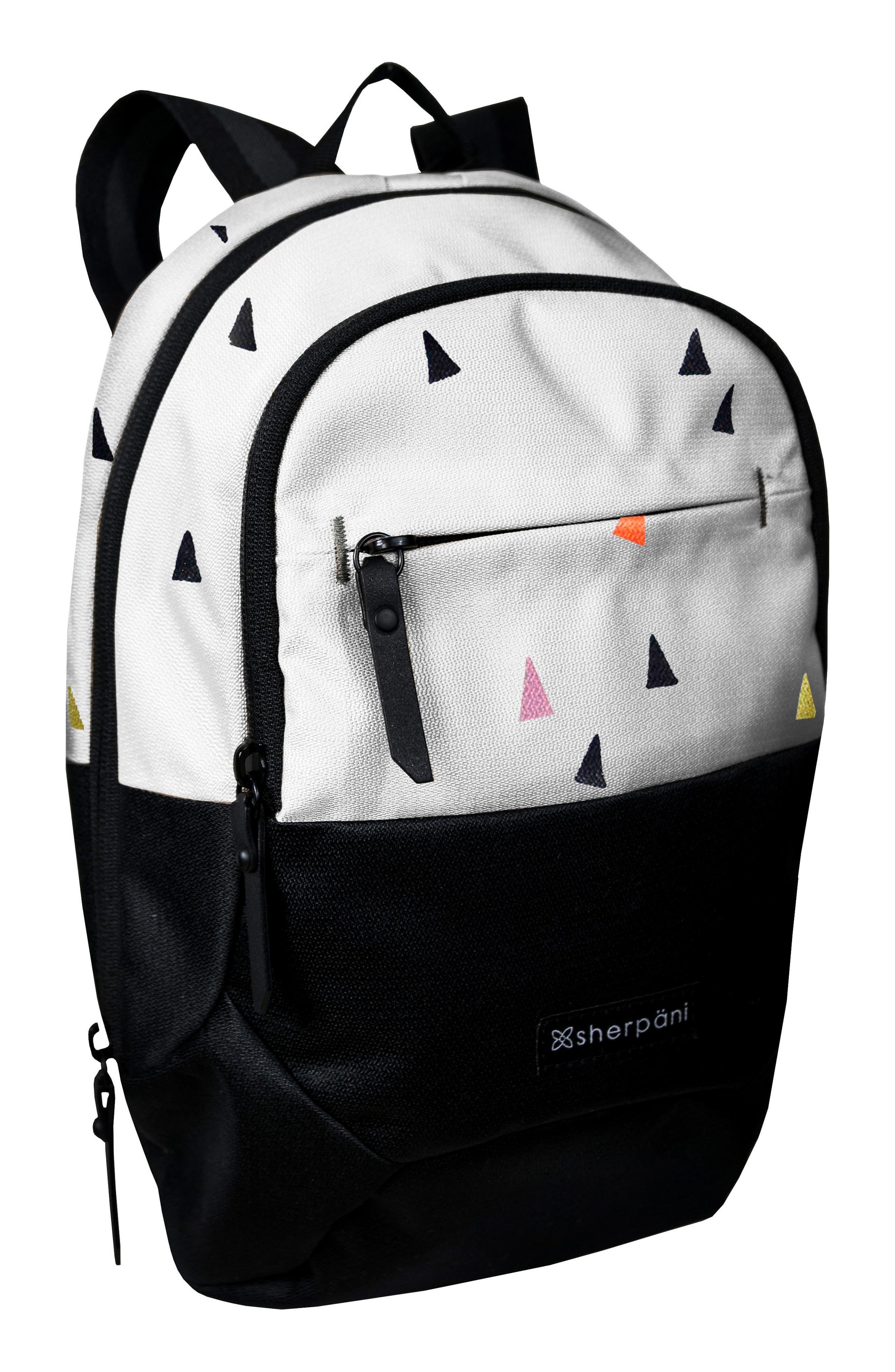Mini Dash RFID Backpack,                             Alternate thumbnail 5, color,                             TRU NORTH