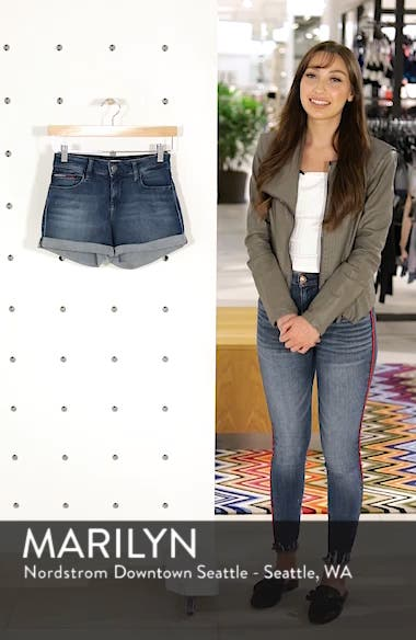 TJW Denim Shorts, sales video thumbnail