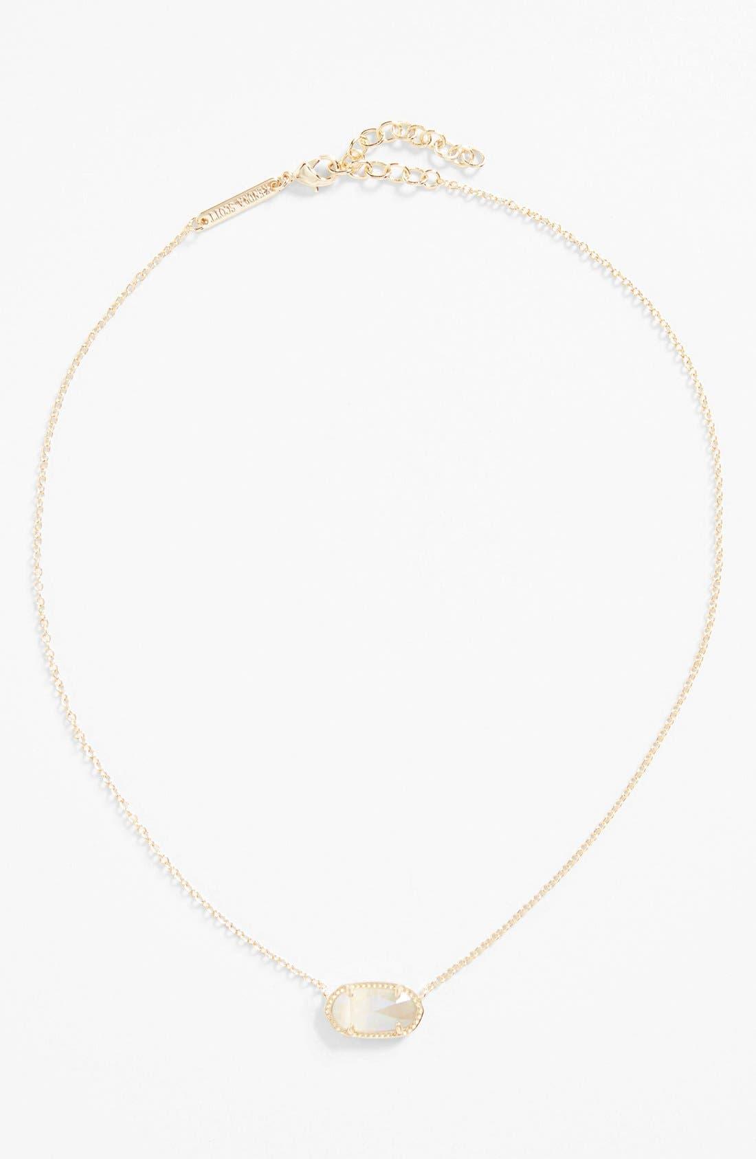'Elisa' Pendant Necklace,                             Alternate thumbnail 258, color,
