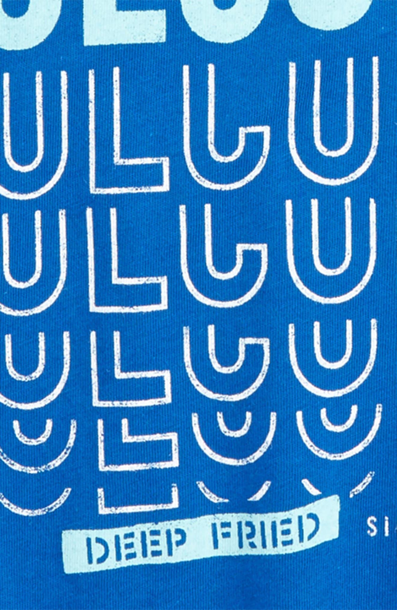 Copy Cut Graphic T-Shirt,                             Alternate thumbnail 2, color,                             413