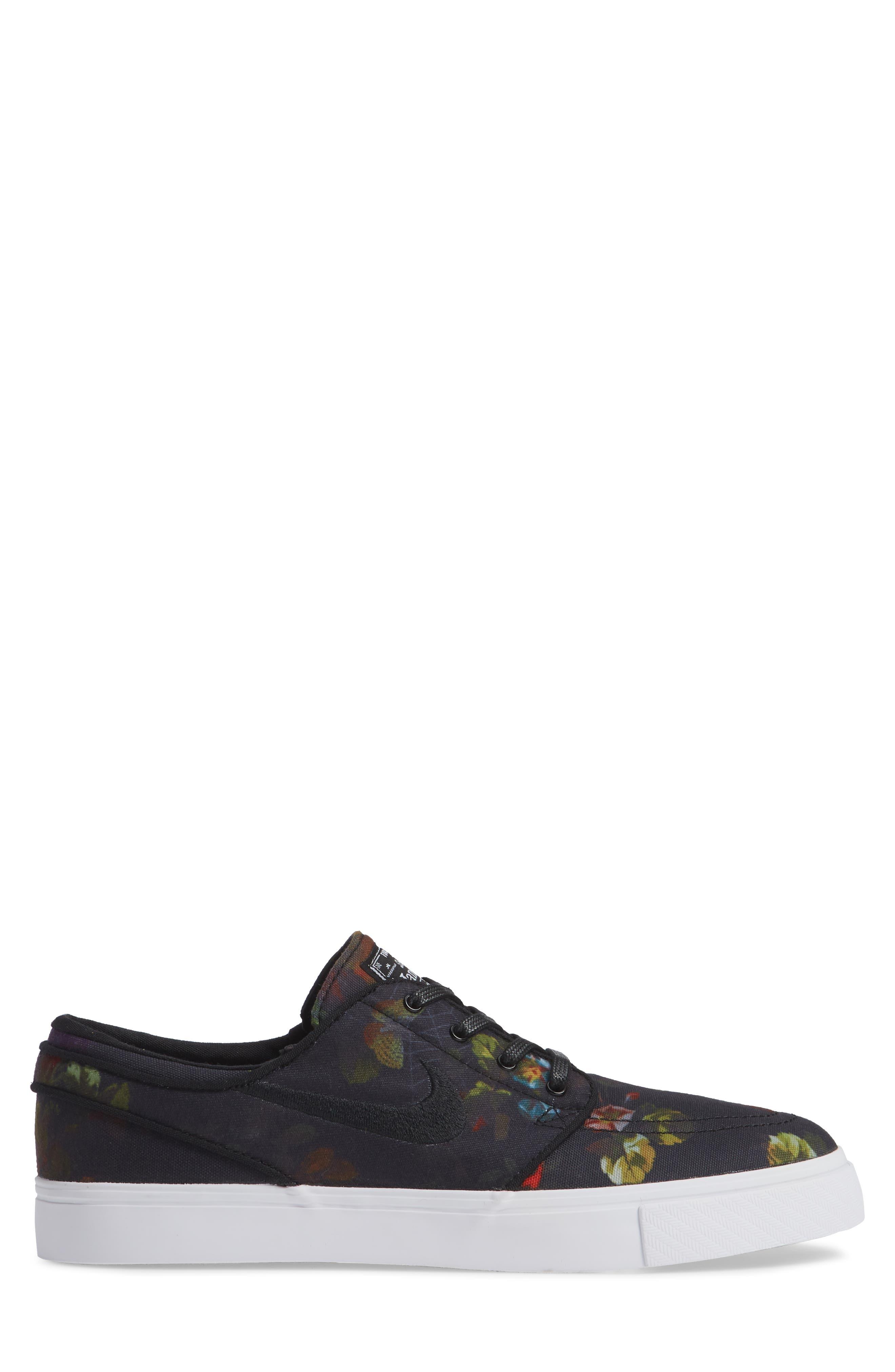 Zoom - Stefan Janoski SB Canvas Skate Shoe,                             Alternate thumbnail 89, color,