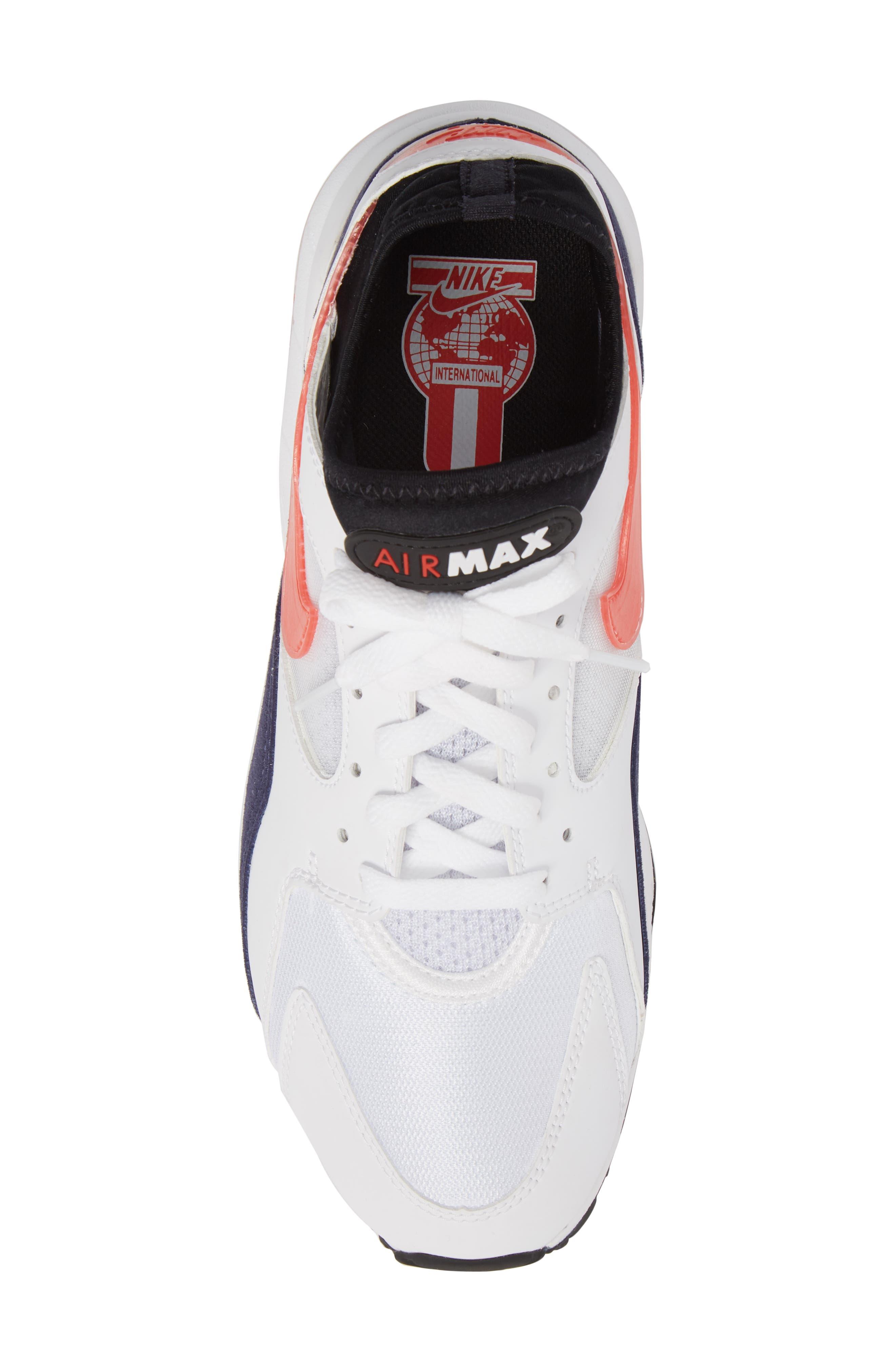 NIKE,                             Air Max 93 Sneaker,                             Alternate thumbnail 5, color,                             102