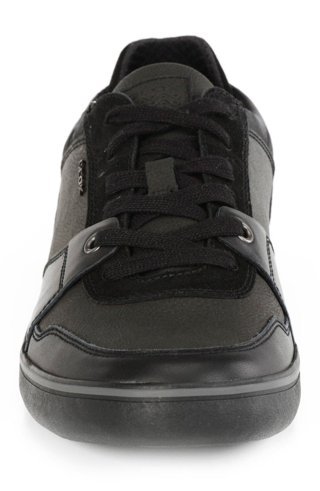 Box 28 Low-Profile Sneaker,                             Alternate thumbnail 4, color,                             BLACK