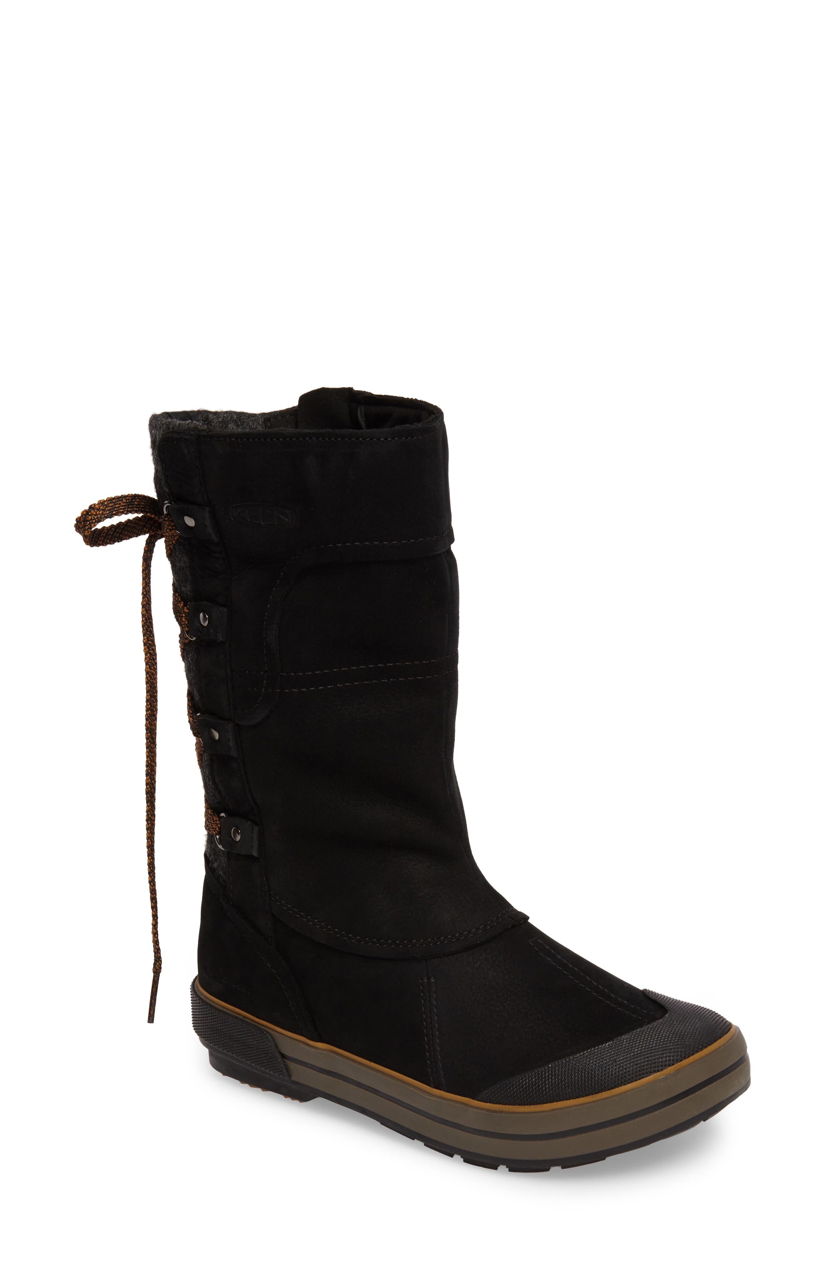 Elsa Premium Tall Waterproof Boot,                         Main,                         color, 001