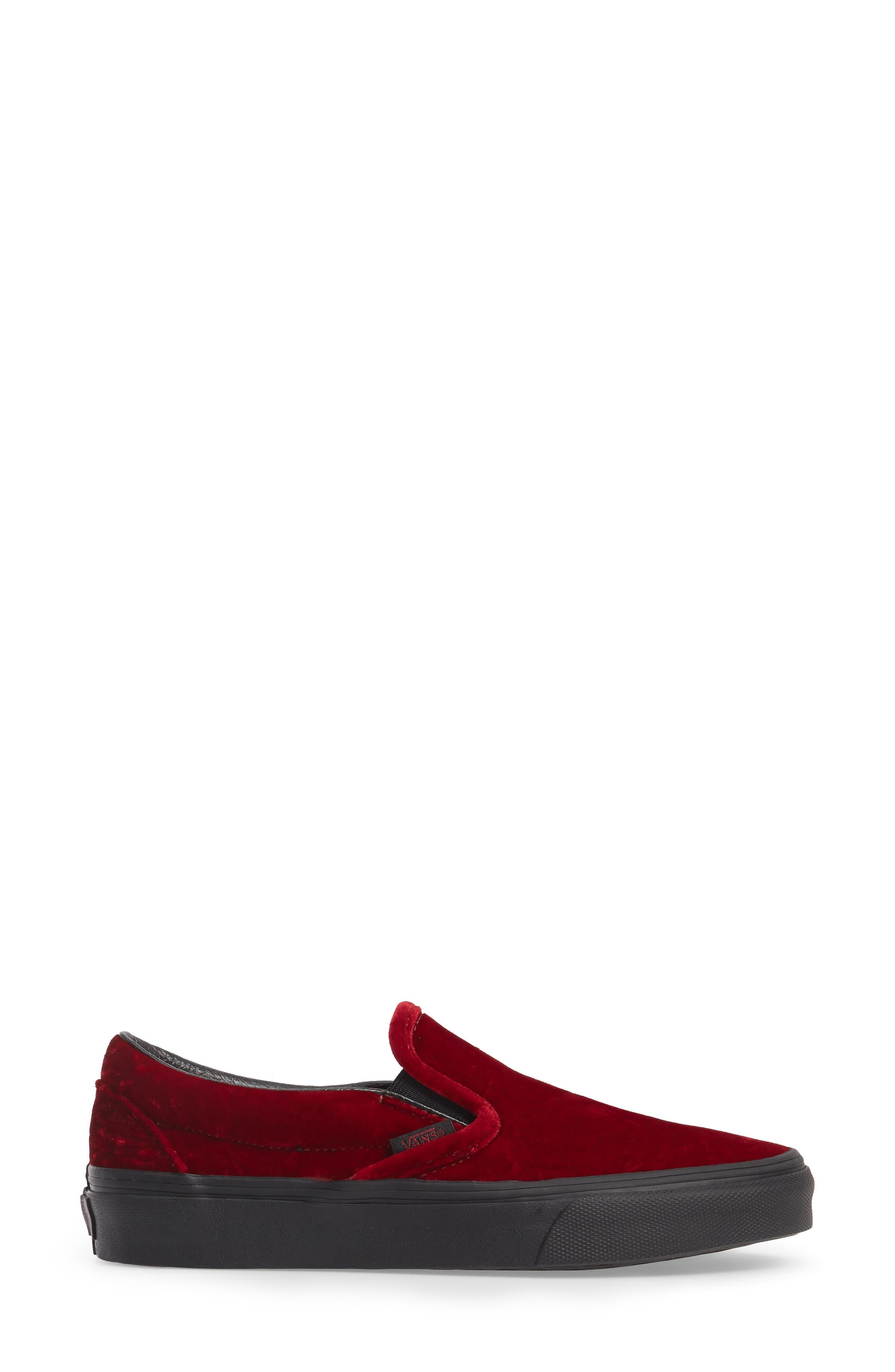 Classic Slip-On Sneaker,                             Alternate thumbnail 266, color,