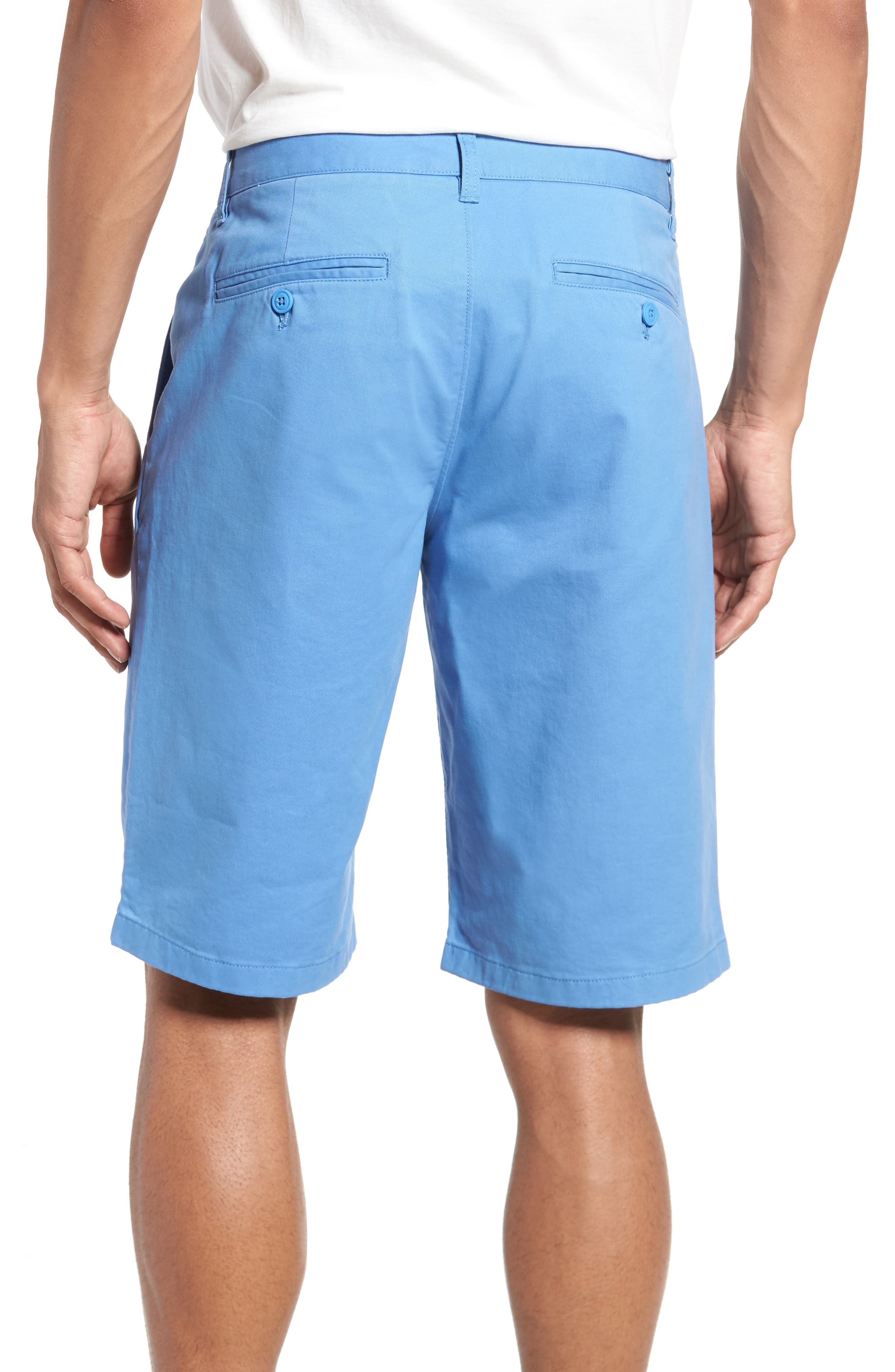 Stretch Washed Chino 11-Inch Shorts,                             Alternate thumbnail 27, color,