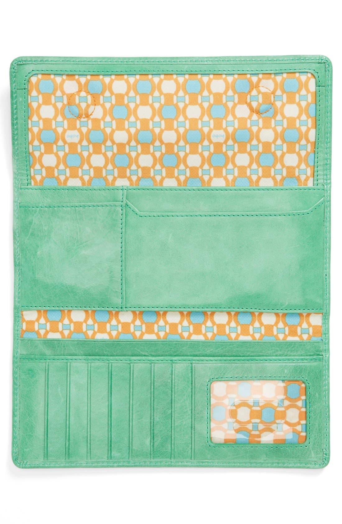 'Sadie' Leather Wallet,                             Alternate thumbnail 122, color,